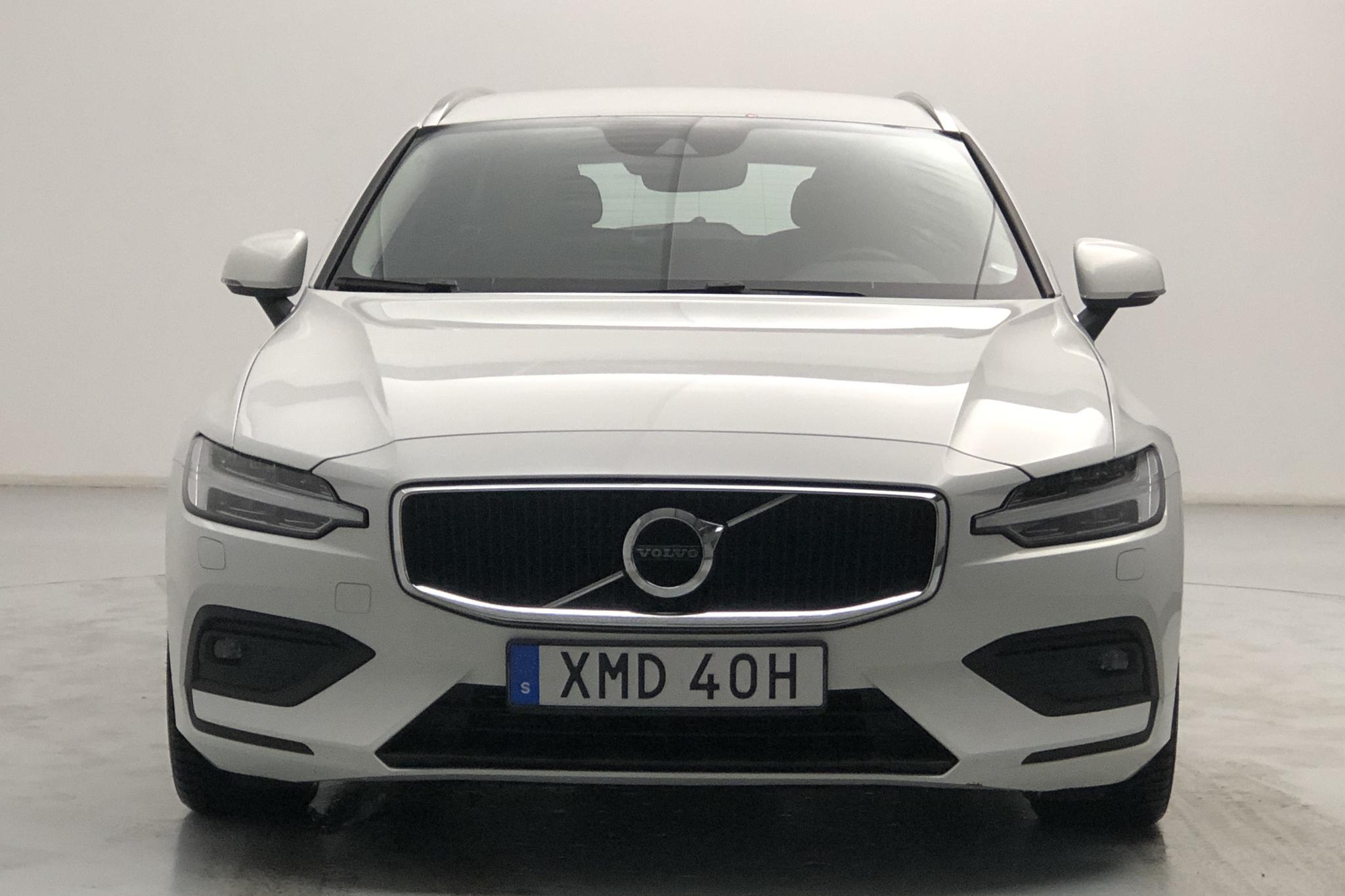 Volvo V60 D4 (190hk) - 117 720 km - Automatic - white - 2019
