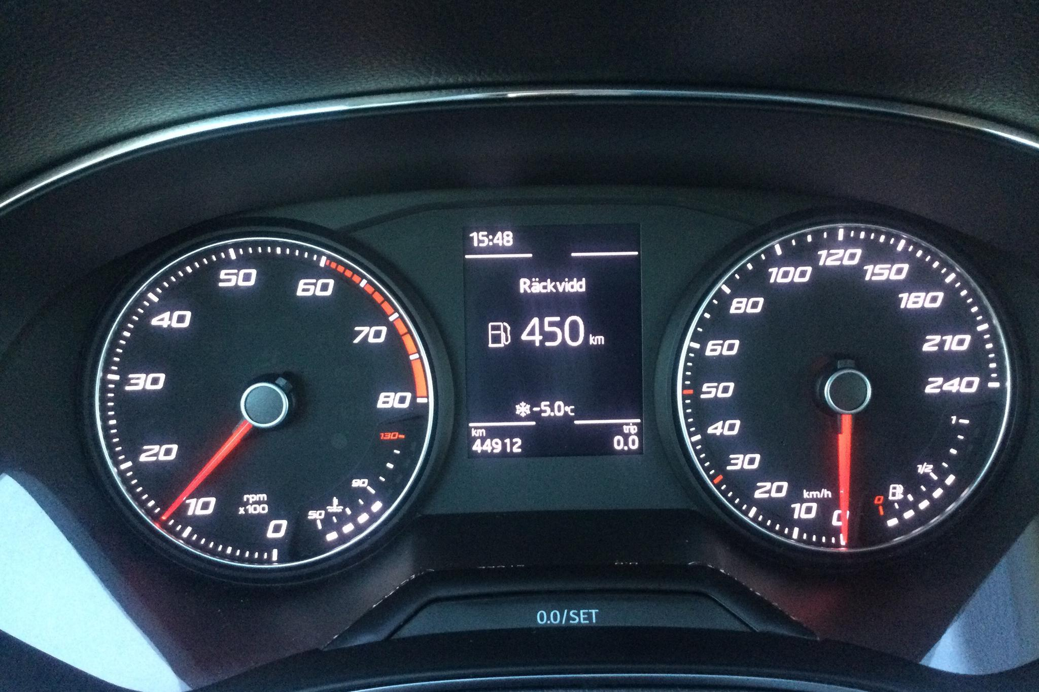 Seat Arona 1.0 TSI 5dr (95hk) - 4 491 mil - Manuell - vit - 2018