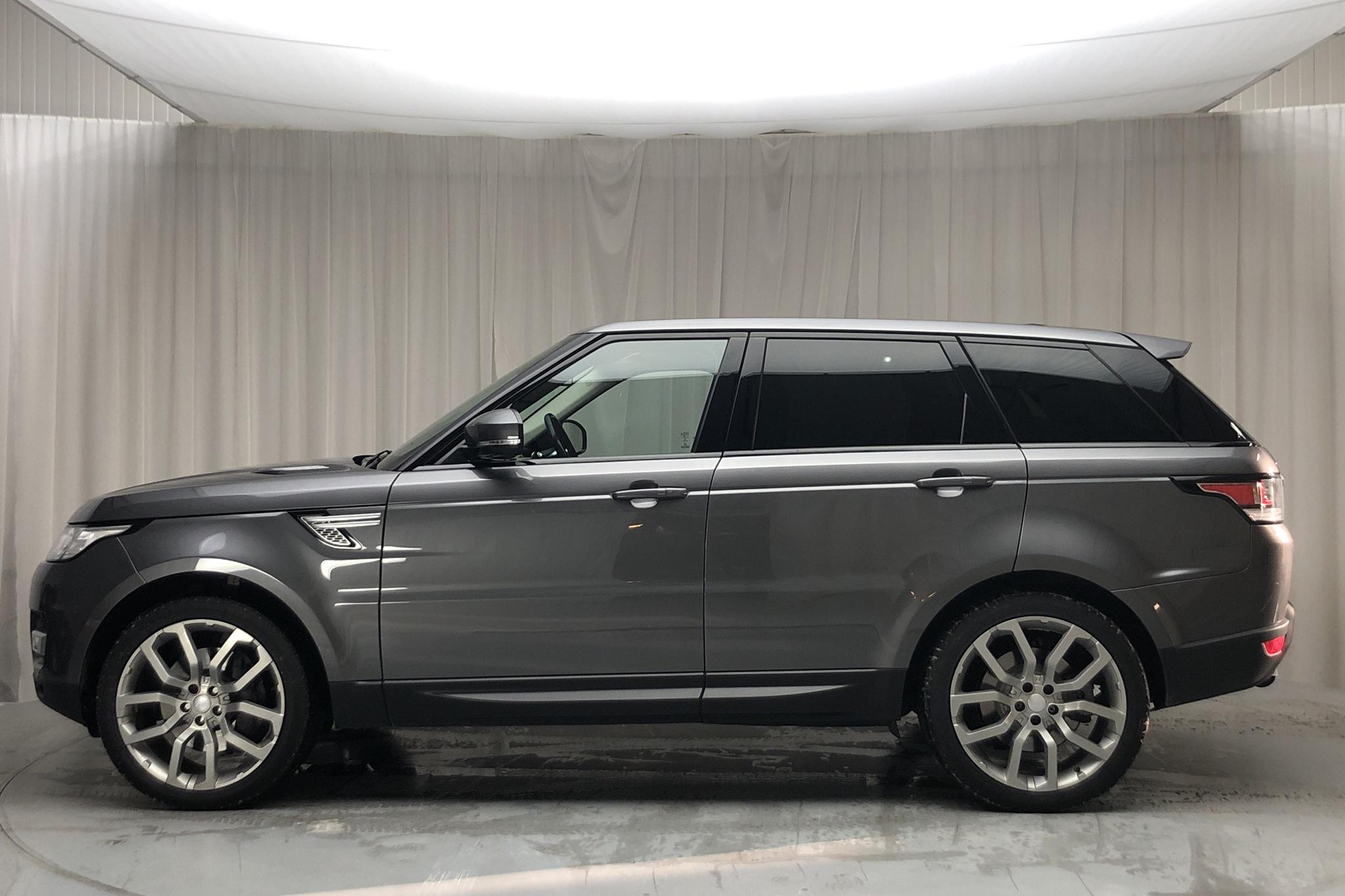 Land Rover Range Rover Sport 3.0 SDV6 (292hk) - 15 672 mil - Automat - grå - 2014