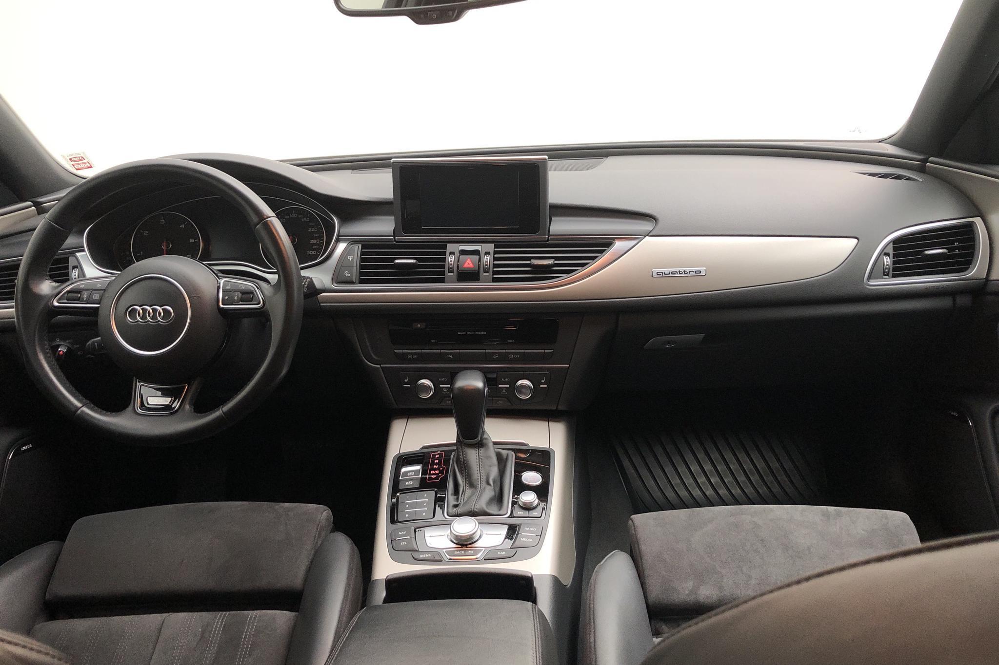 Audi A6 Allroad 3.0 TDI quattro (218hk) - 7 448 mil - Automat - silver - 2016