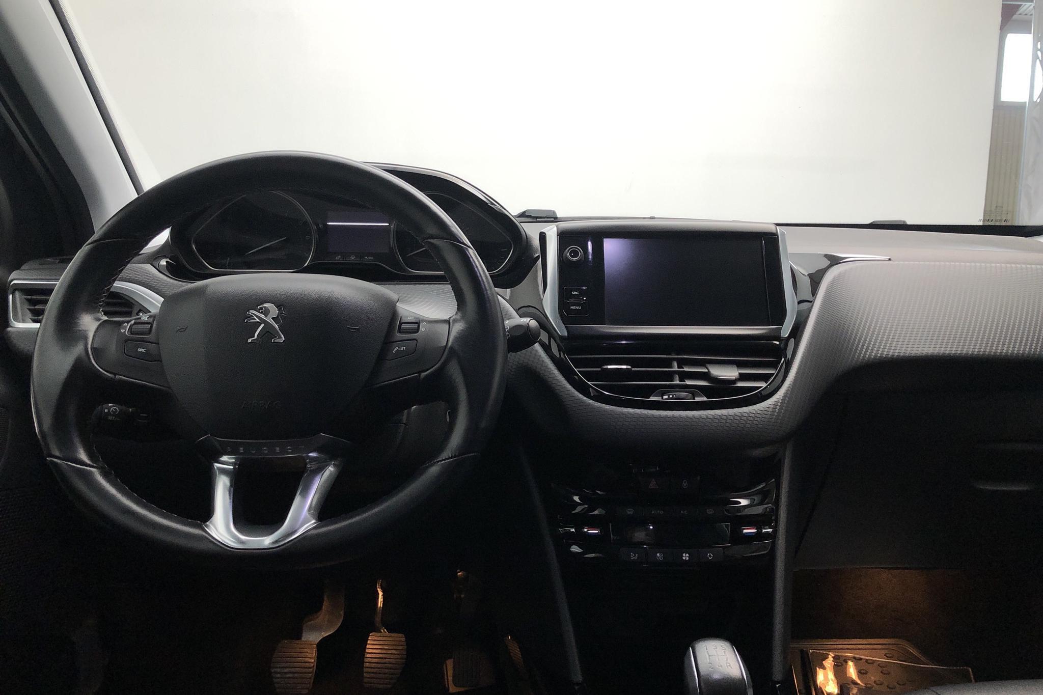 Peugeot 2008 1.2 PureTech (110hk) - 43 020 km - Manual - 2018