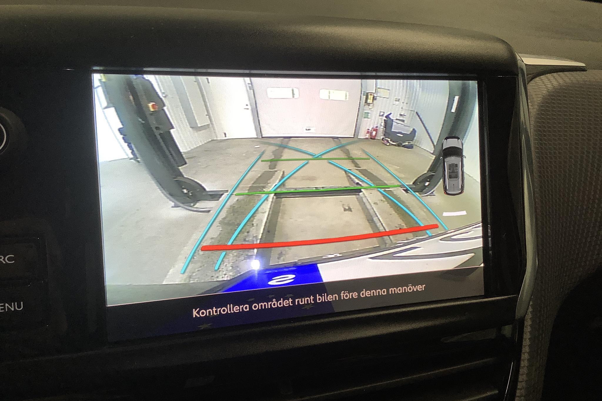 Peugeot 2008 1.2 PureTech (110hk) - 3 342 mil - Manuell - 2018