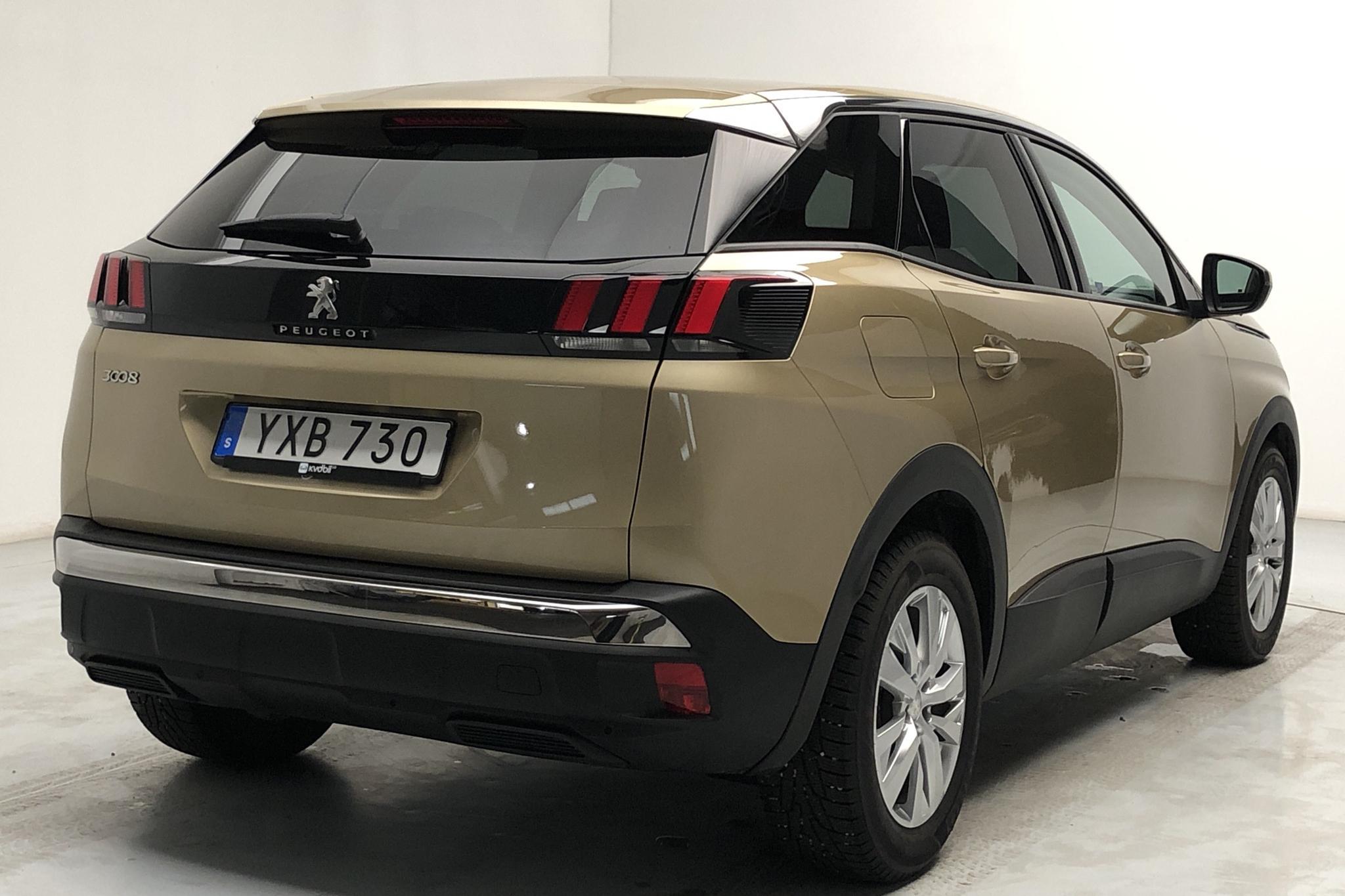 Peugeot 3008 1.2 PureTech (130hk) - 31 410 km - Automatic - 2018