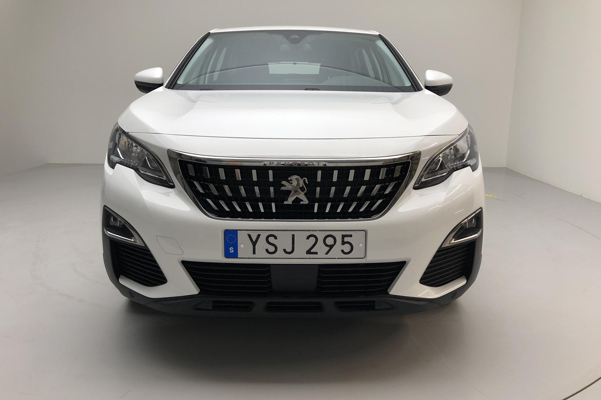Peugeot 3008 1.2 PureTech (130hk) - 57 220 km - Manual - 2018
