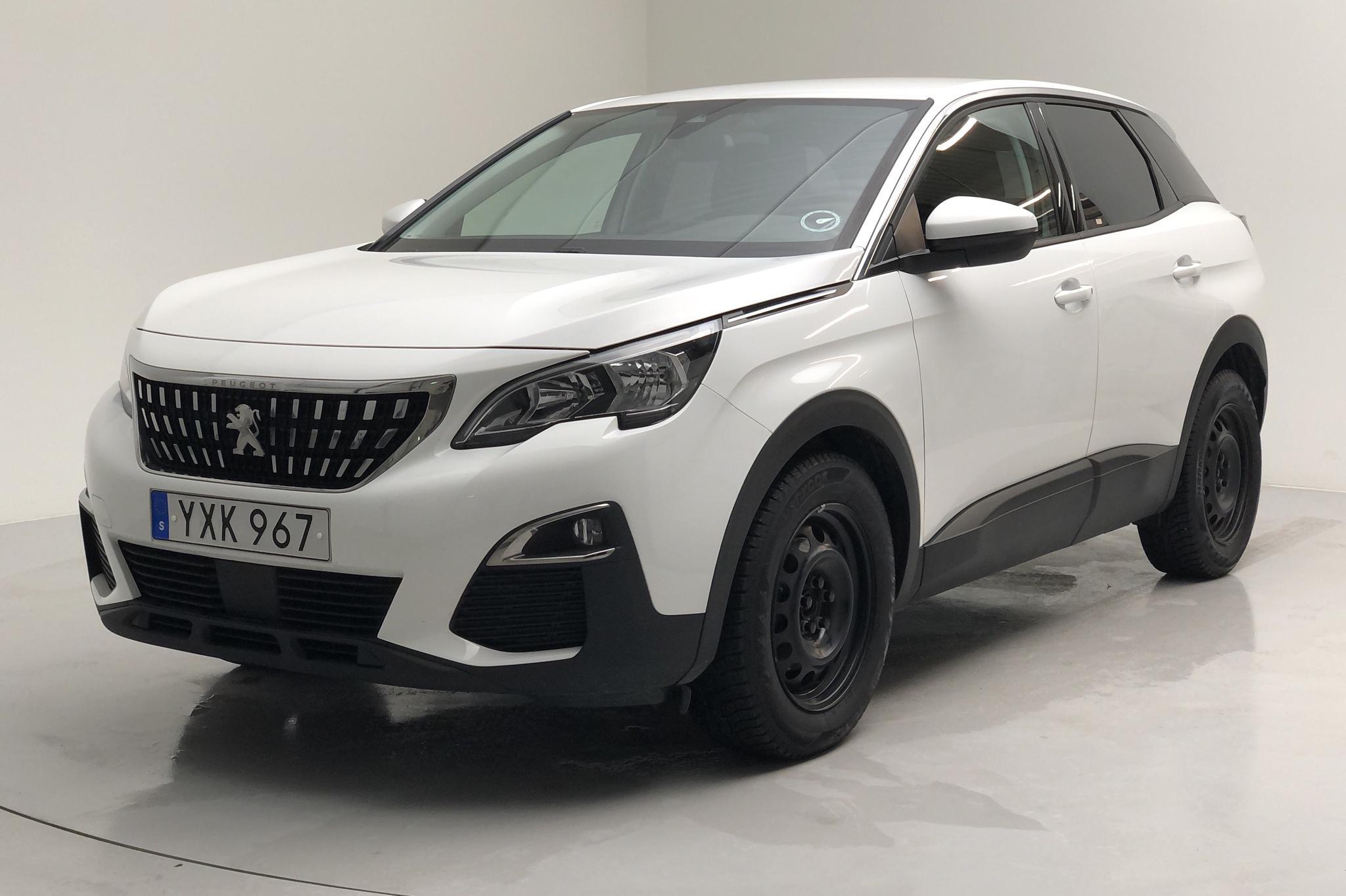 Peugeot 3008 1.2 PureTech (130hk) - 3 784 mil - Manuell - 2018