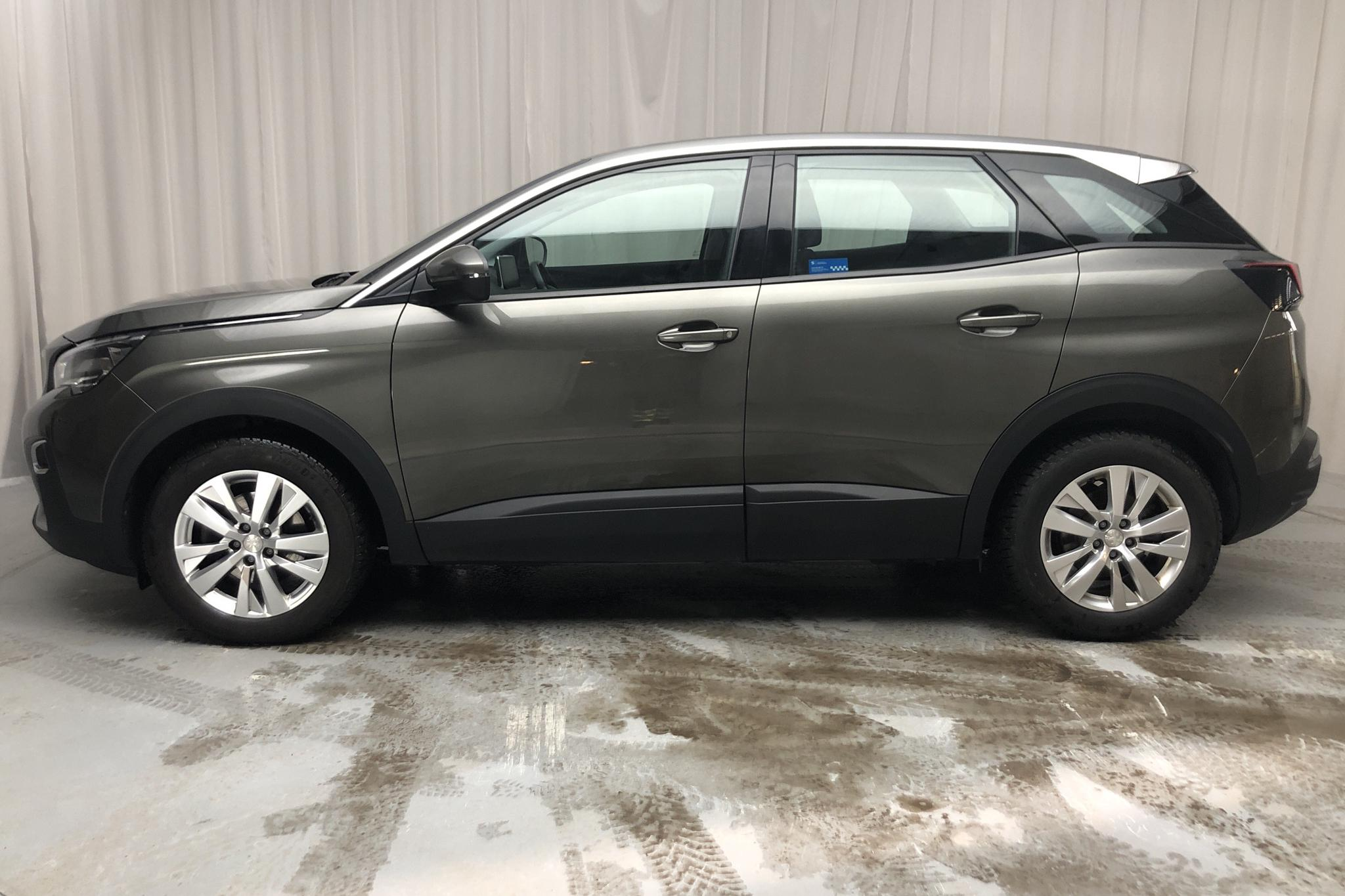 Peugeot 3008 1.2 PureTech (130hk) - 59 510 km - Manual - 2018