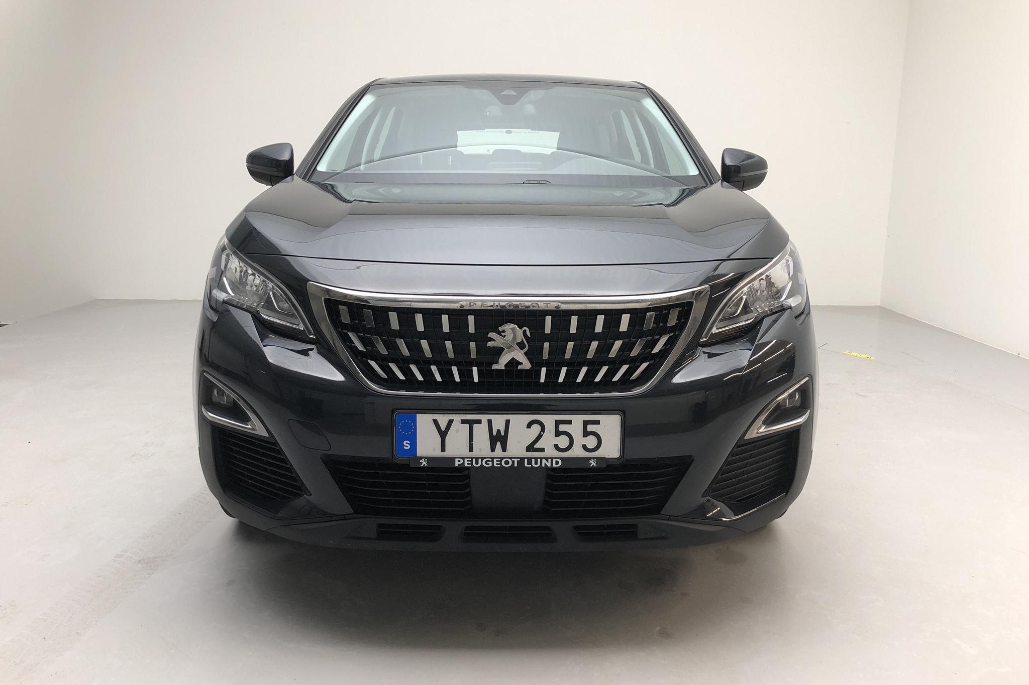 Peugeot 3008 1.6 BlueHDi (120hk) - 5 111 mil - Automat - 2018