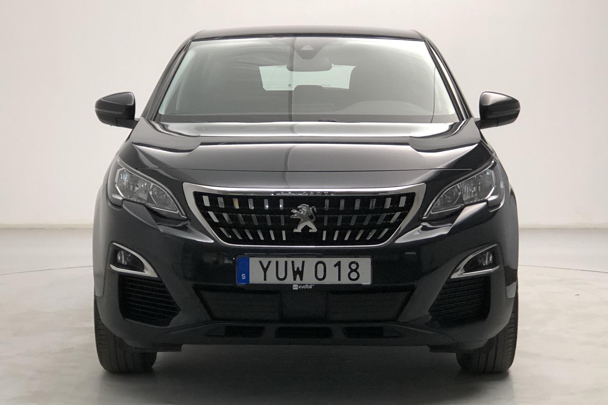 Peugeot 3008 1.6 BlueHDi (120hk) - 59 690 km - Automatic - 2018