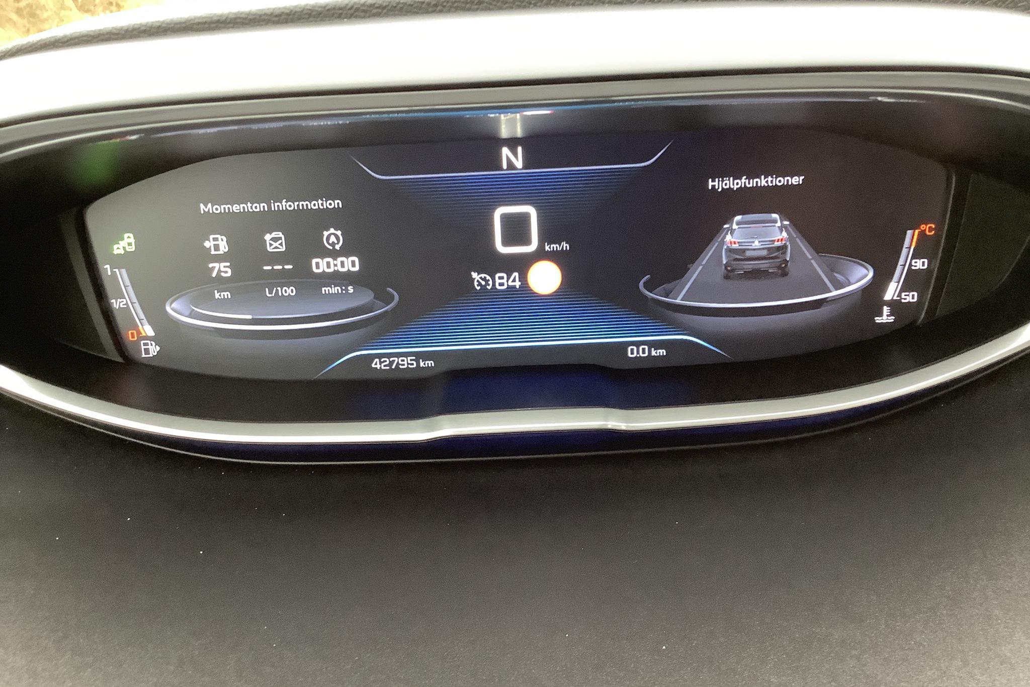 Peugeot 3008 1.2 PureTech (130hk) - 4 279 mil - Automat - 2018