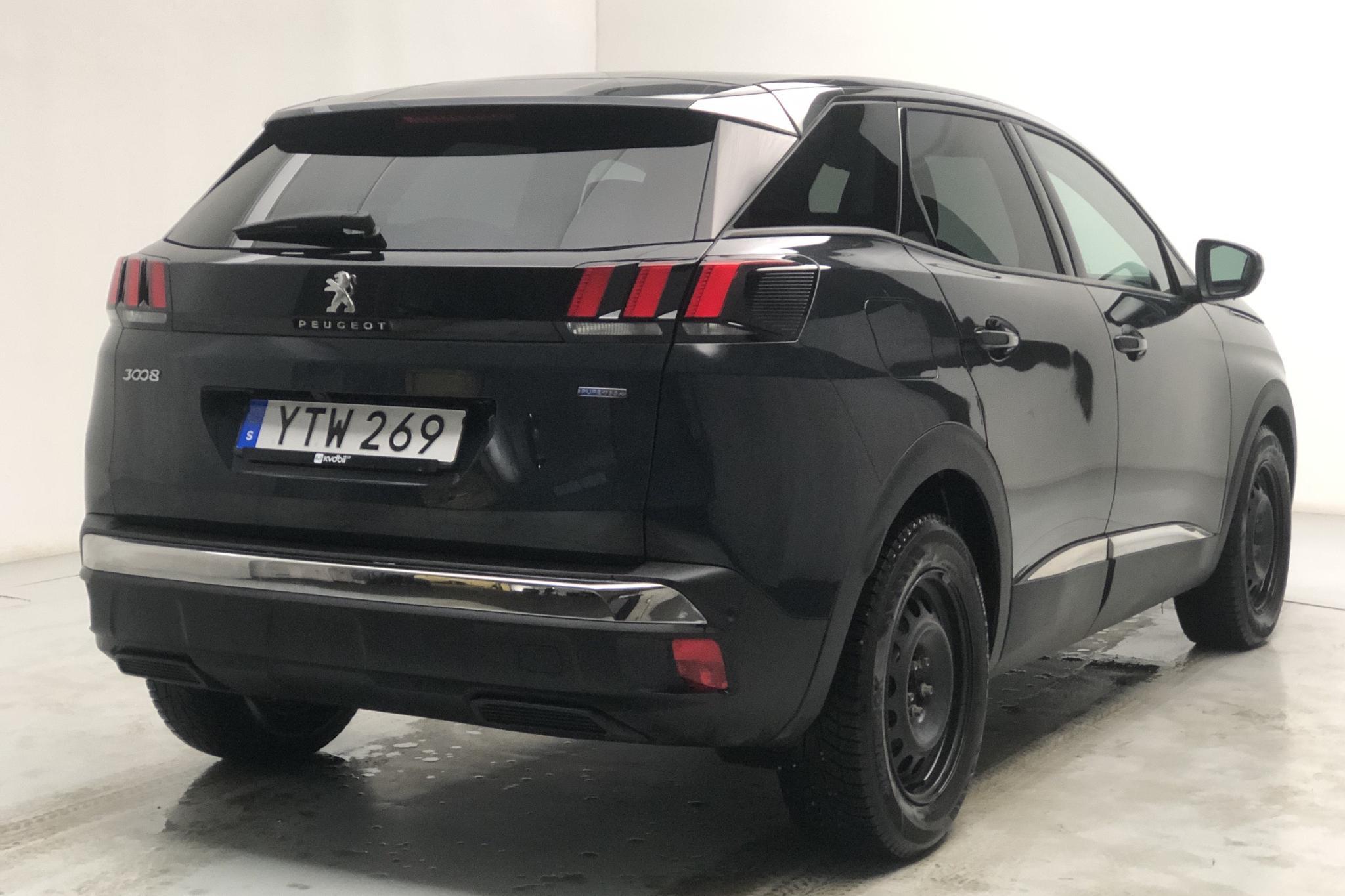 Peugeot 3008 1.2 PureTech (130hk) - 23 360 km - Automatic - 2018