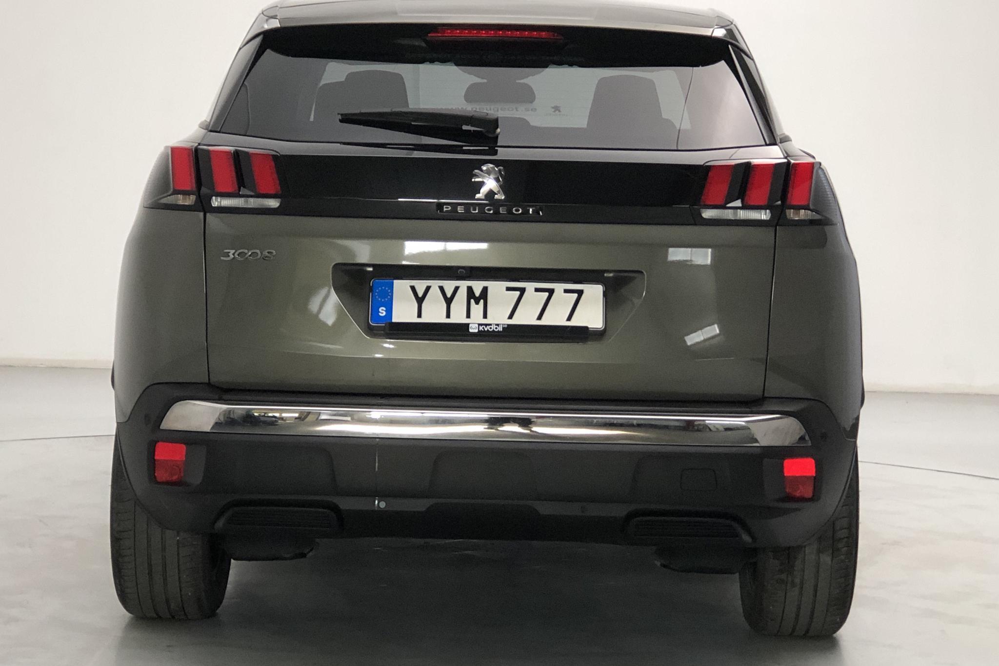Peugeot 3008 1.2 PureTech (130hk) - 5 853 mil - Automat - 2018