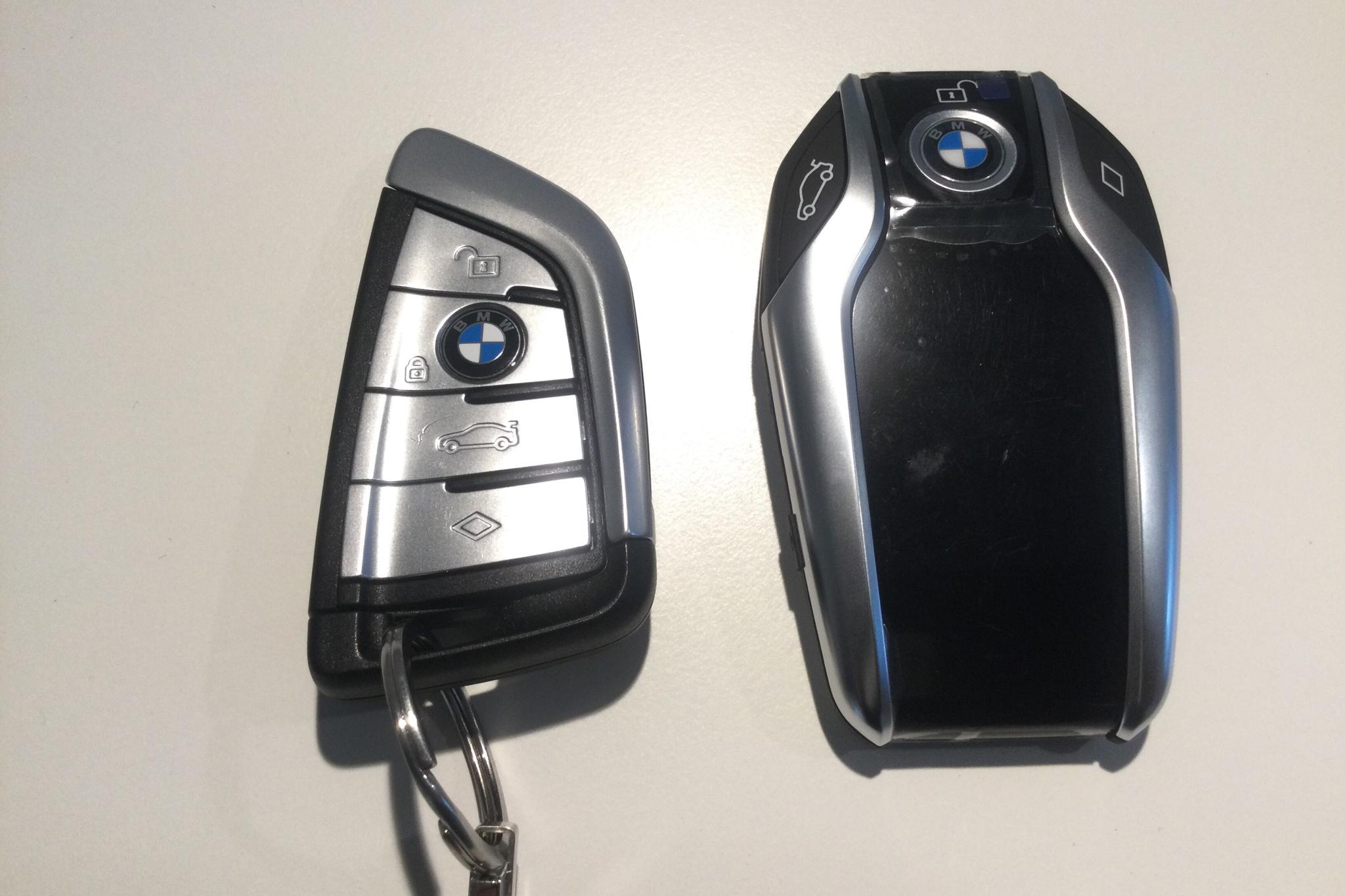 BMW 520d xDrive Touring MHEV, G31 LCI (190hk+11hk) - 390 mil - Automat - svart - 2021