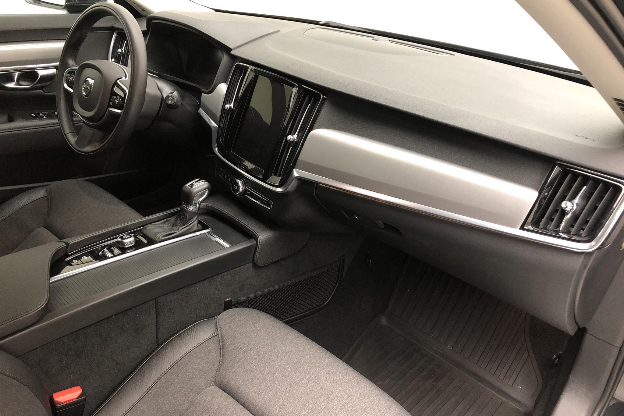 Volvo V90 D4 (190hk) - 1 074 mil - Automat - grå - 2020