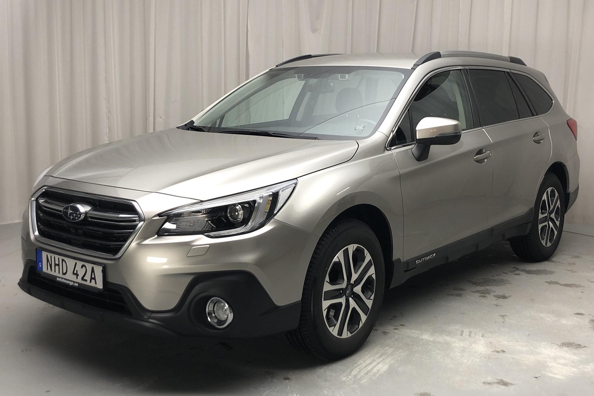 Subaru Outback 2.5i 4WD (173hk) - 2 850 mil - Automat - Light Brown - 2019