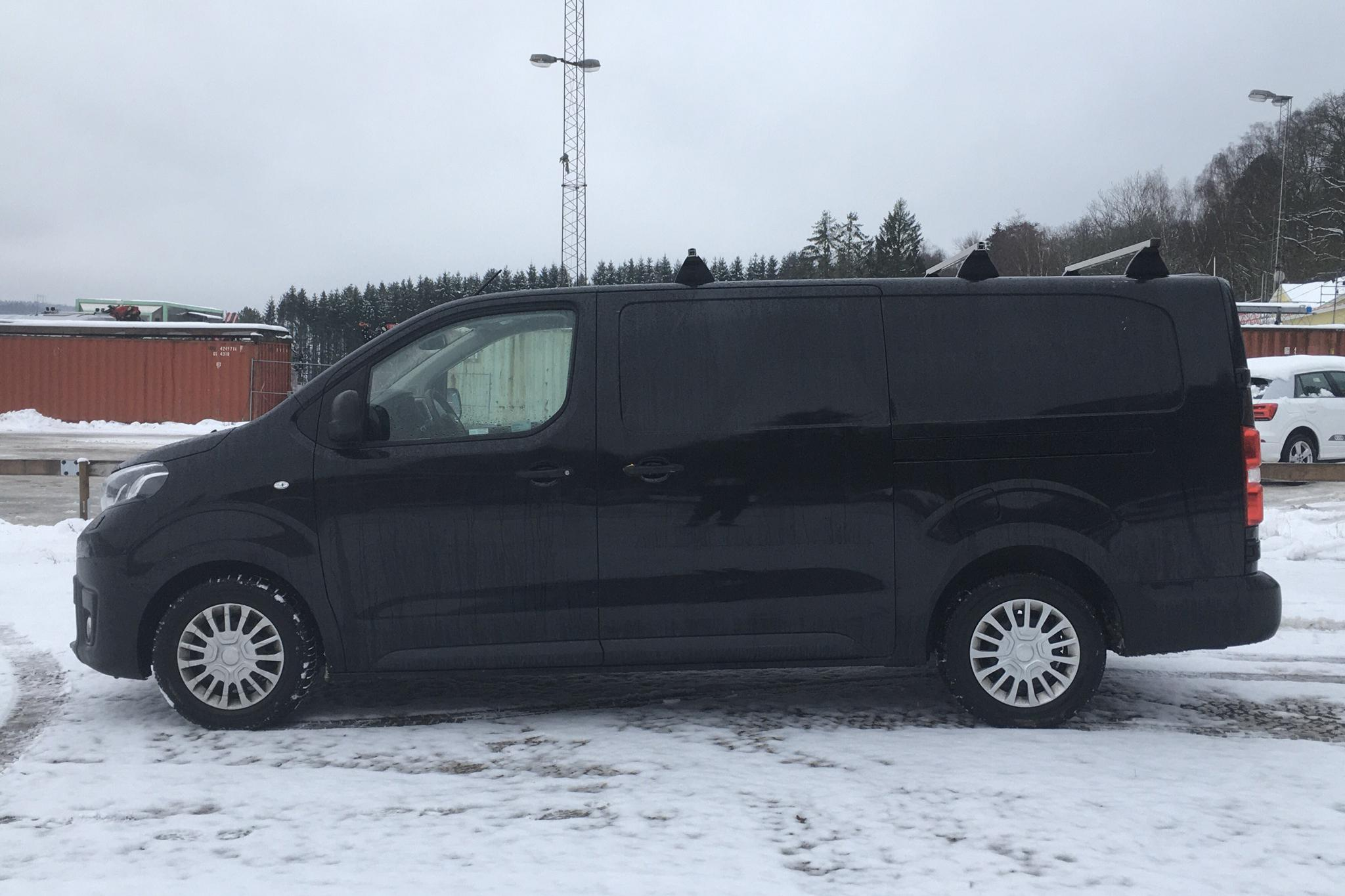 Toyota PROACE 2.0D (120hk) - 79 310 km - Manual - black - 2018