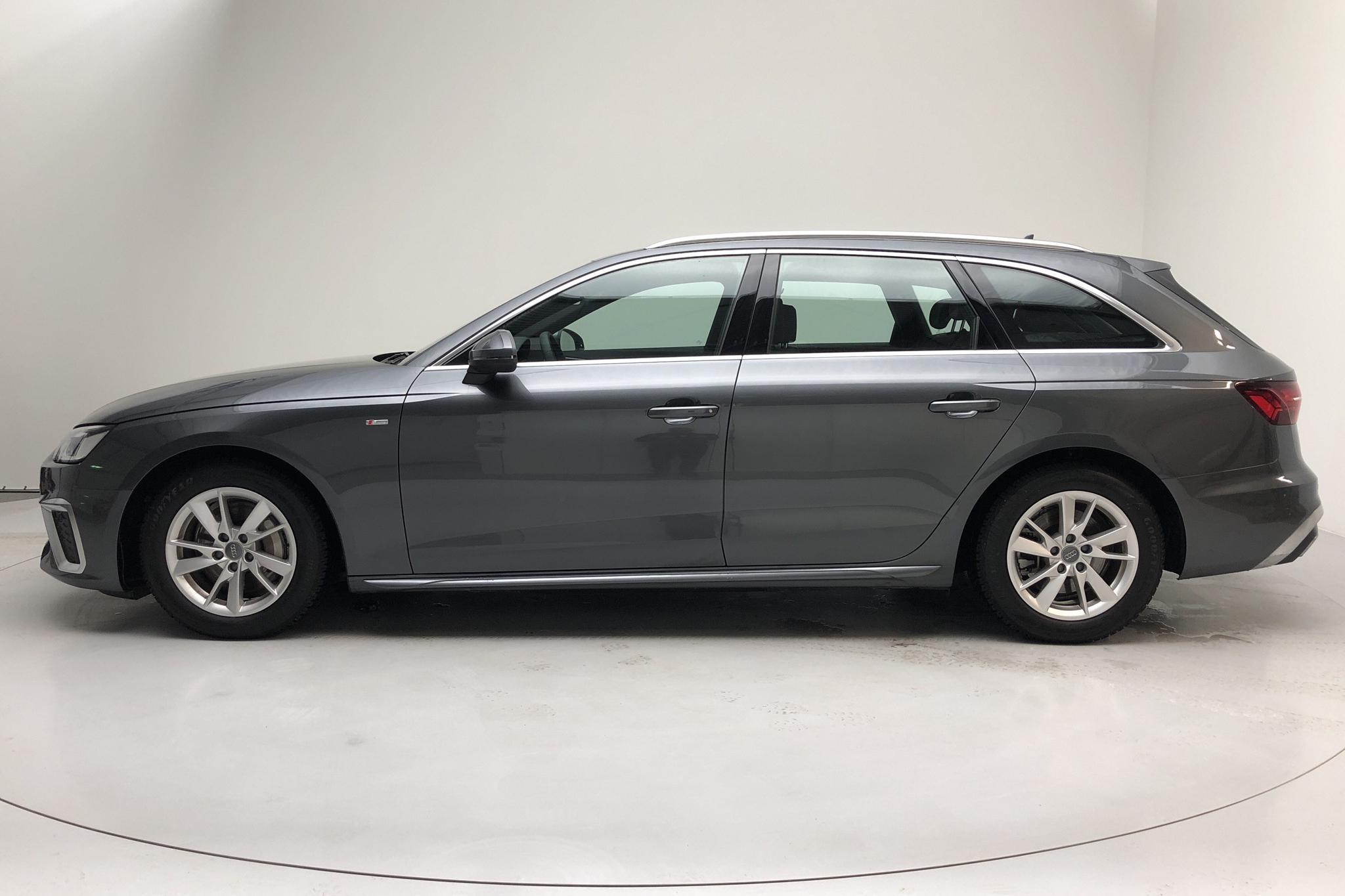 Audi A4 Avant 40 TDI quattro (190hk) - 784 mil - Automat - grå - 2020