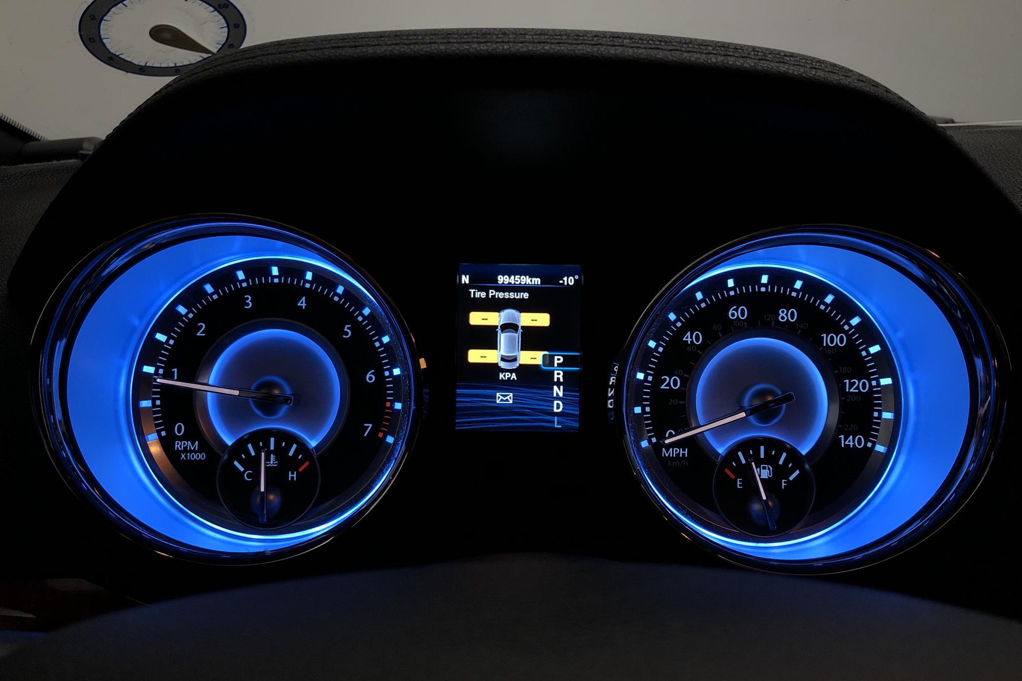 Chrysler 300C AWD 3.6 V6 (292hk) - 9 945 mil - Automat - Dark Grey - 2014