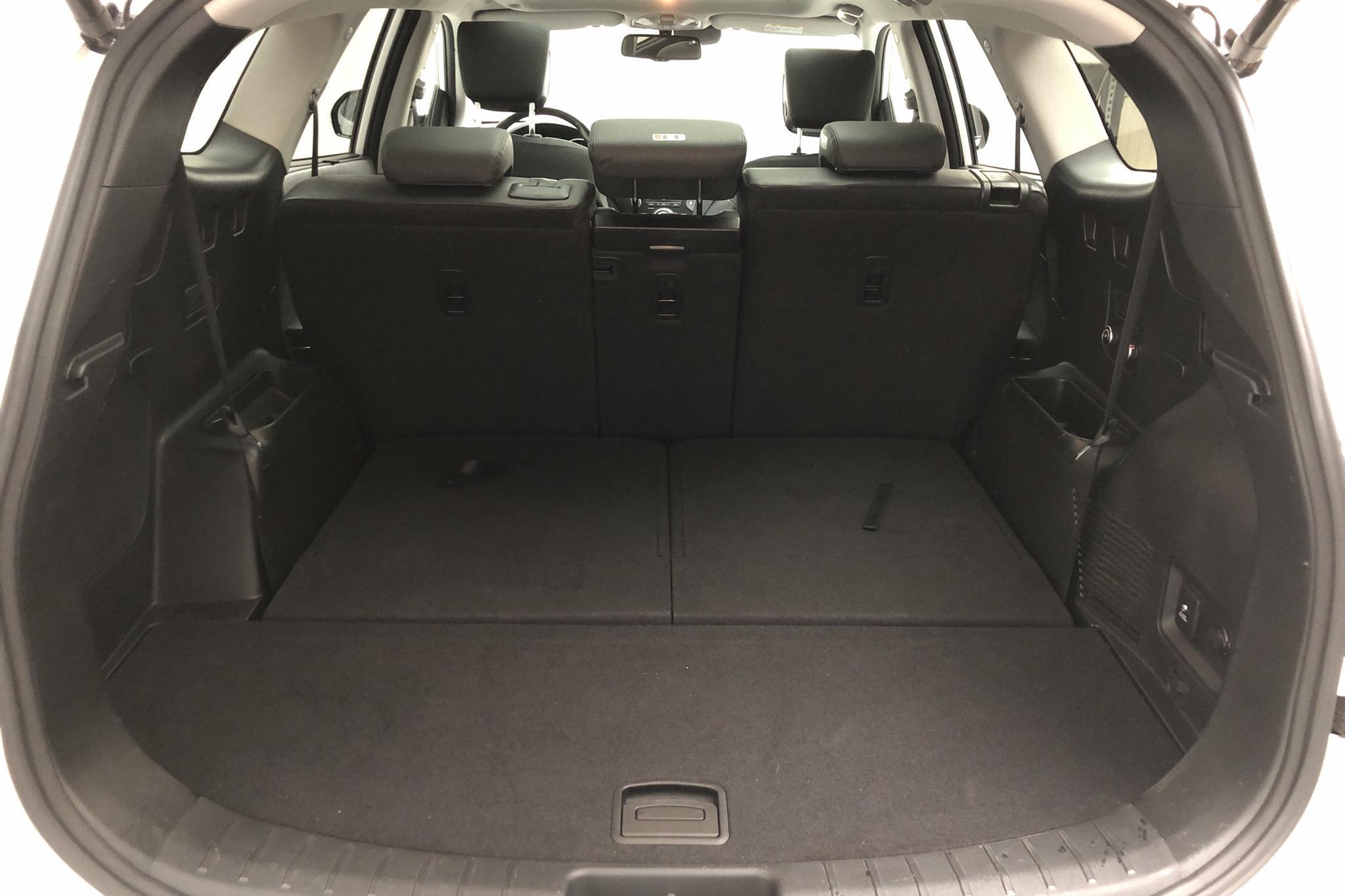 Hyundai Grand Santa Fé 2.2 D 4WD (197hk) - 138 740 km - Automatic - white - 2016