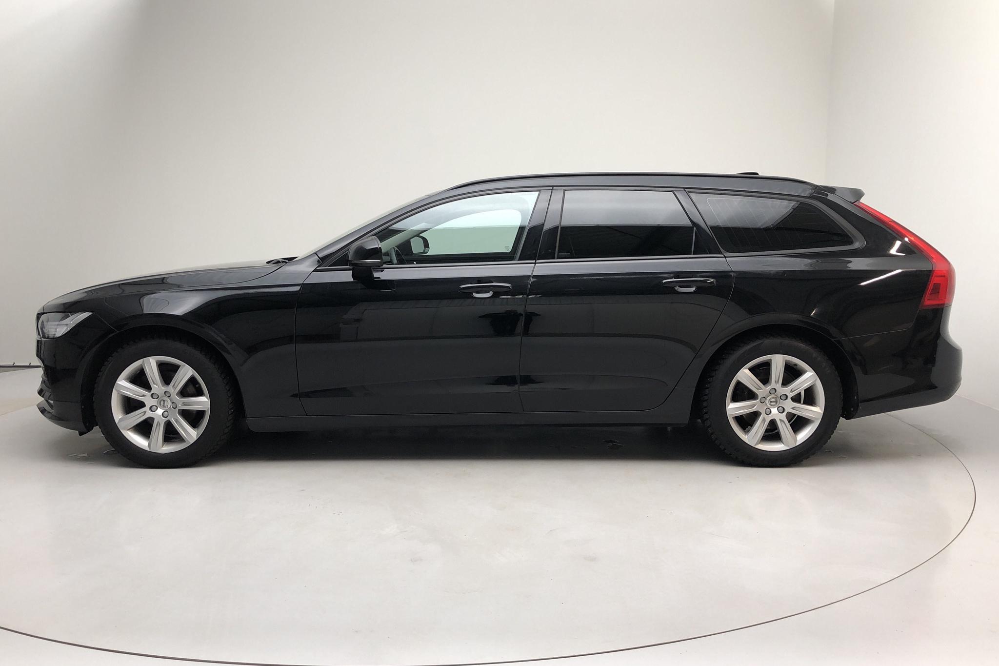 Volvo V90 D3 (150hk) - 83 550 km - Automatic - black - 2018