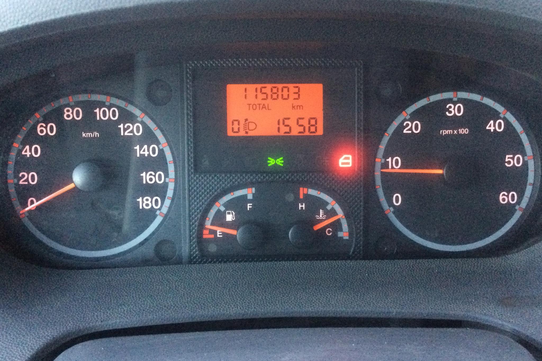 Peugeot Boxer 3.0 HDI FAP Skåp (158hk) - 115 800 km - Manual - Dark Grey - 2010