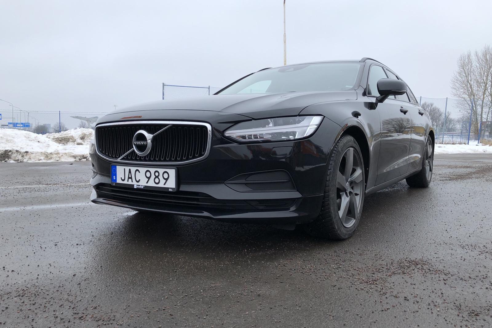 Volvo V90 D4 (190hk) - 100 640 km - Automatic - black - 2018