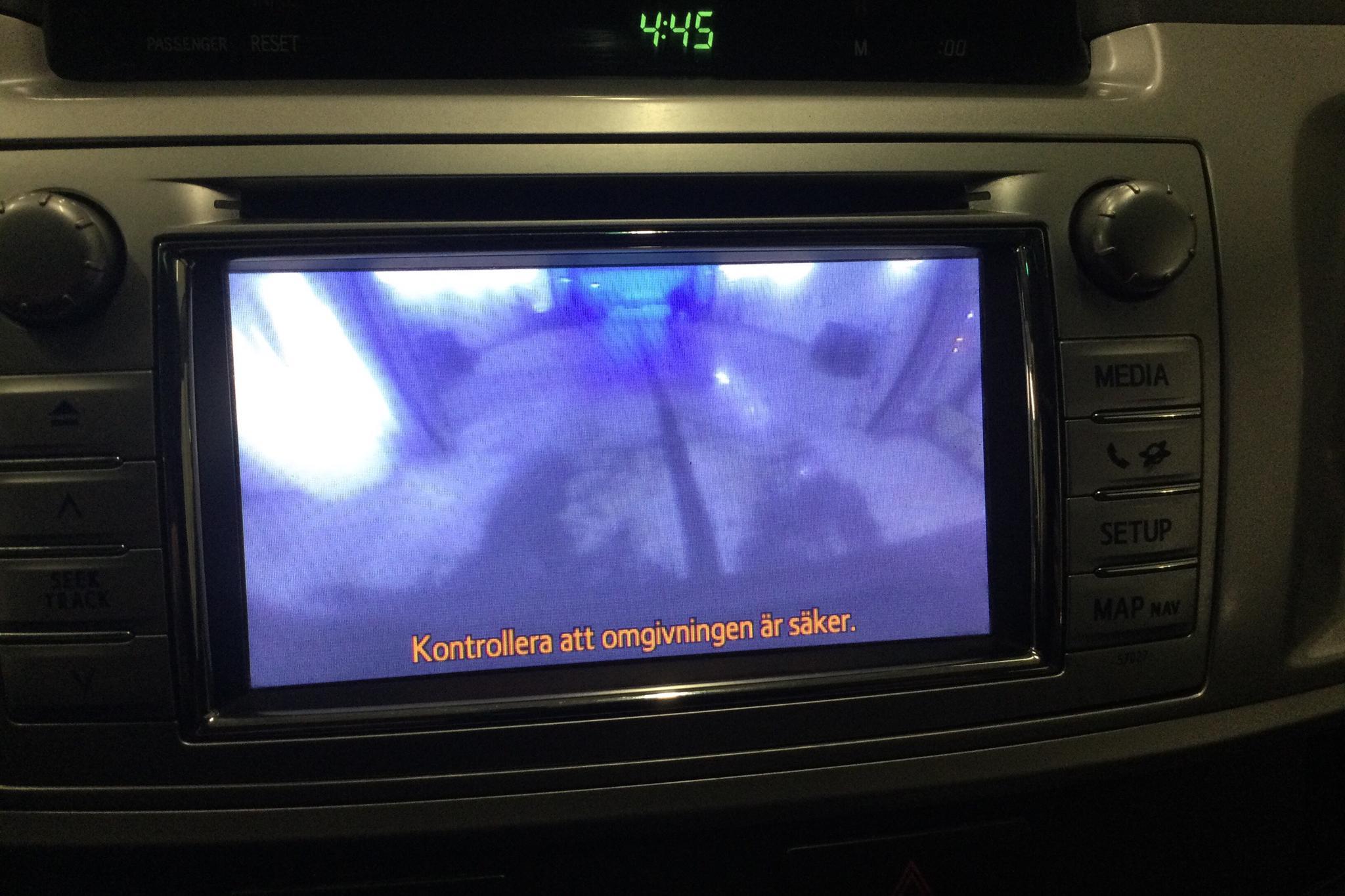 Toyota Hilux 3.0 D-4D 4WD (171hk) - 28 332 mil - Automat - svart - 2012