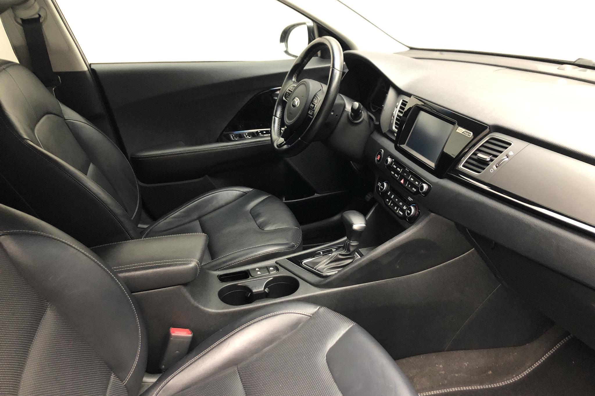 KIA Niro Plug-in Hybrid 1.6 (141hk) - 48 090 km - Automatic - black - 2018