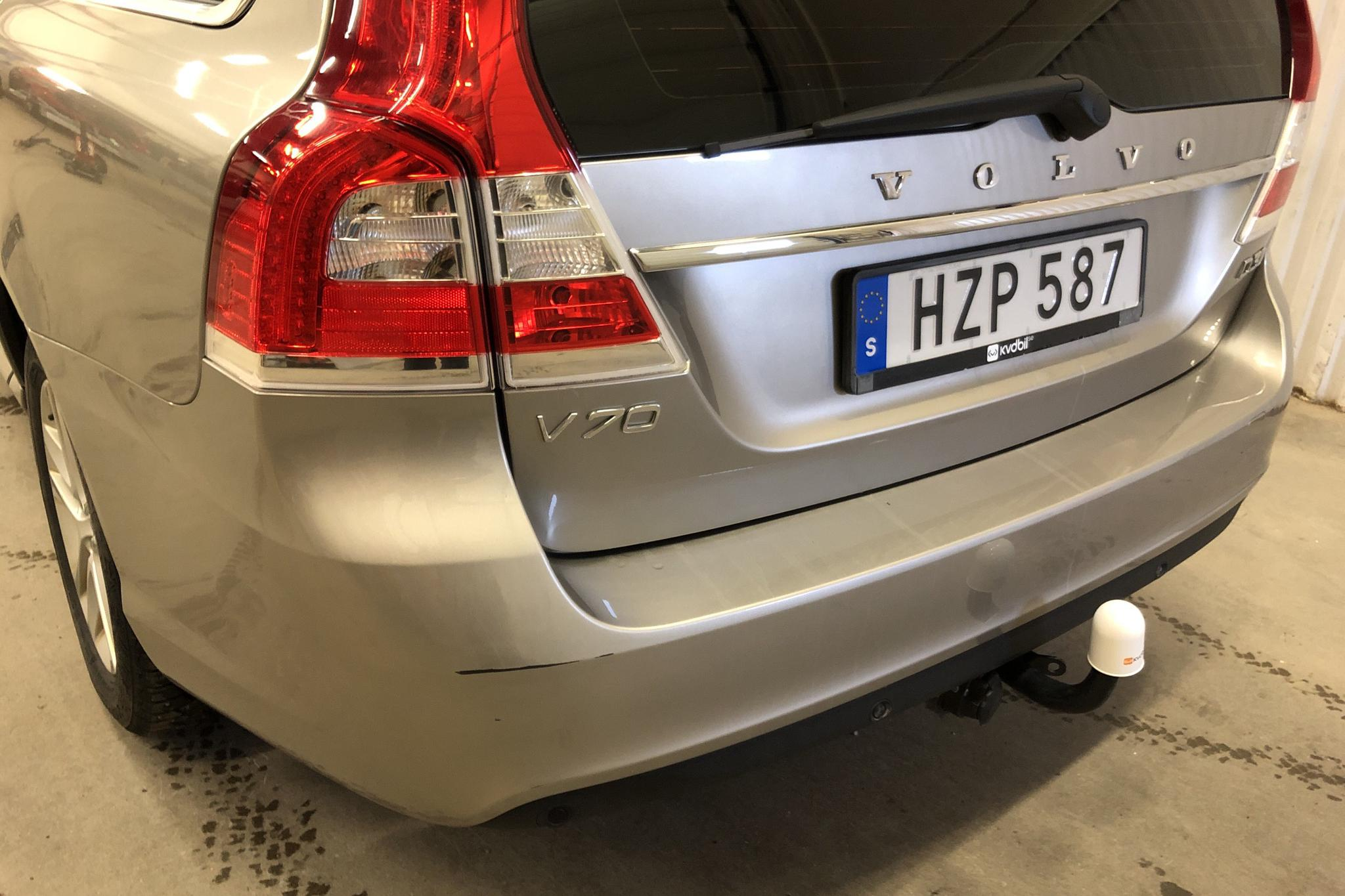 Volvo V70 II D3 (150hk) - 176 070 km - Automatic - Light Brown - 2016