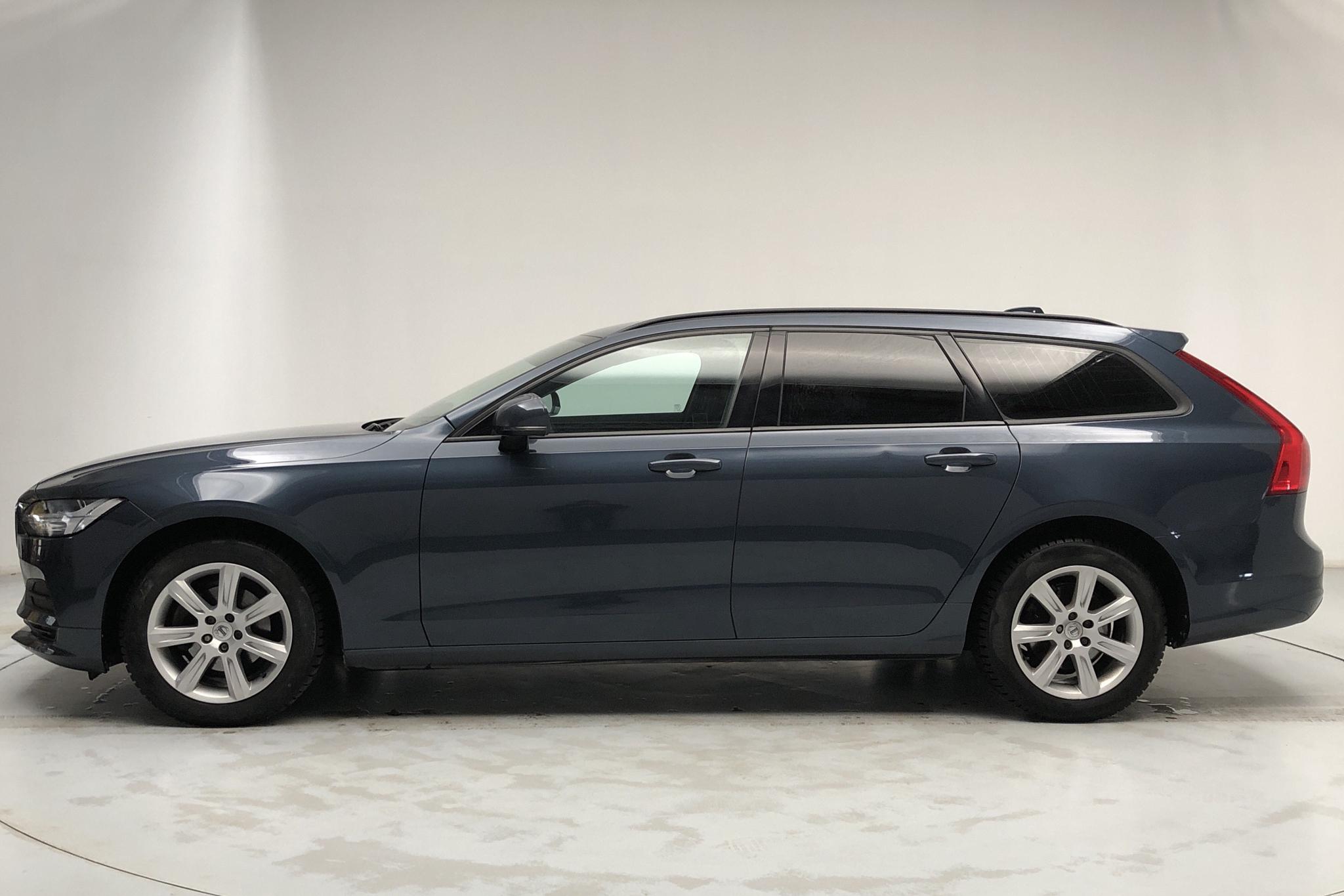Volvo V90 D3 (150hk) - 4 252 mil - Manuell - Dark Blue - 2018