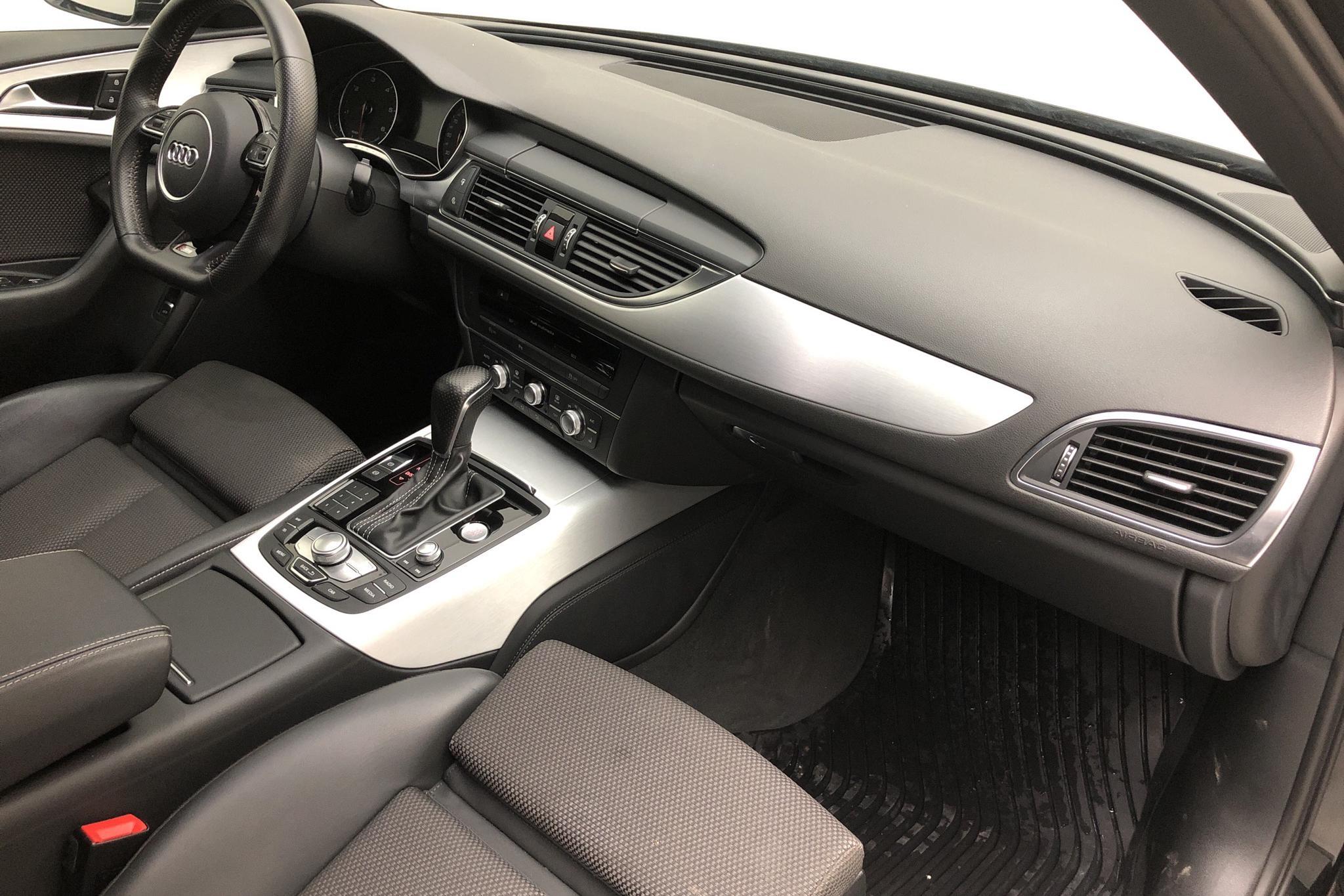 Audi A6 2.0 TDI Avant (190hk) - 6 328 mil - Automat - svart - 2018