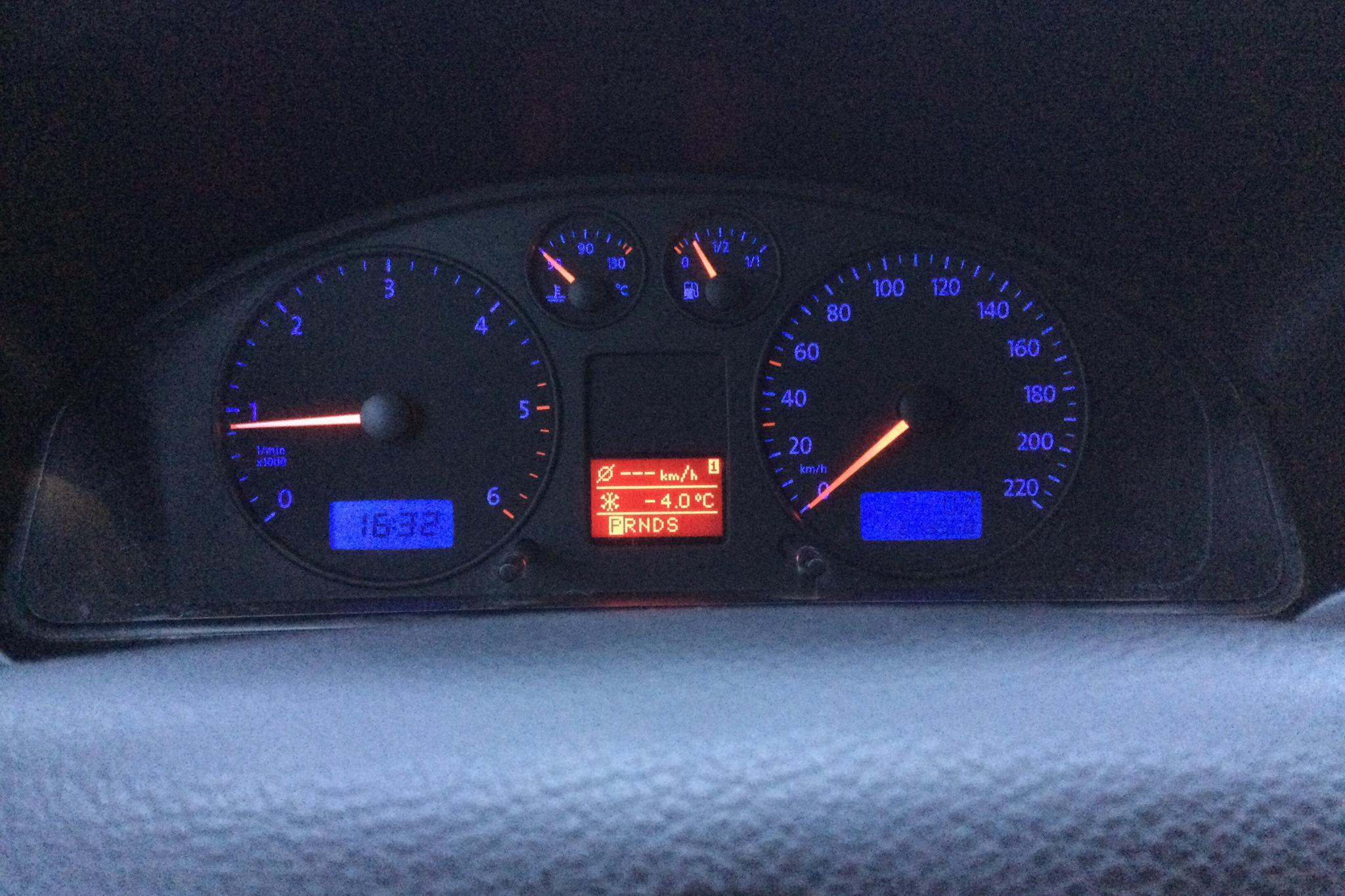 VW Caravelle T5 2.5 TDI (174hk) - 21 356 mil - Automat - blå - 2007