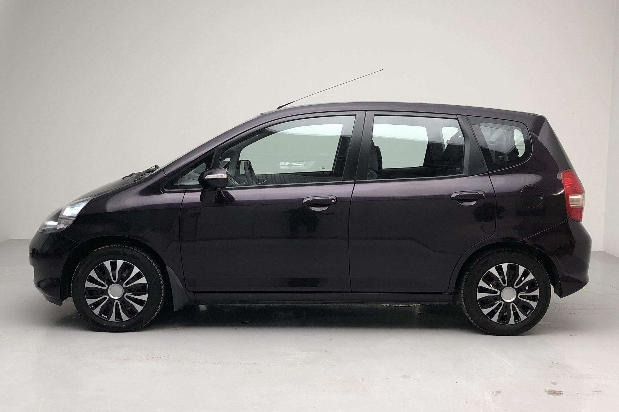 Honda Jazz 1.4 (83hk) - 142 050 km - Automatic - black - 2007