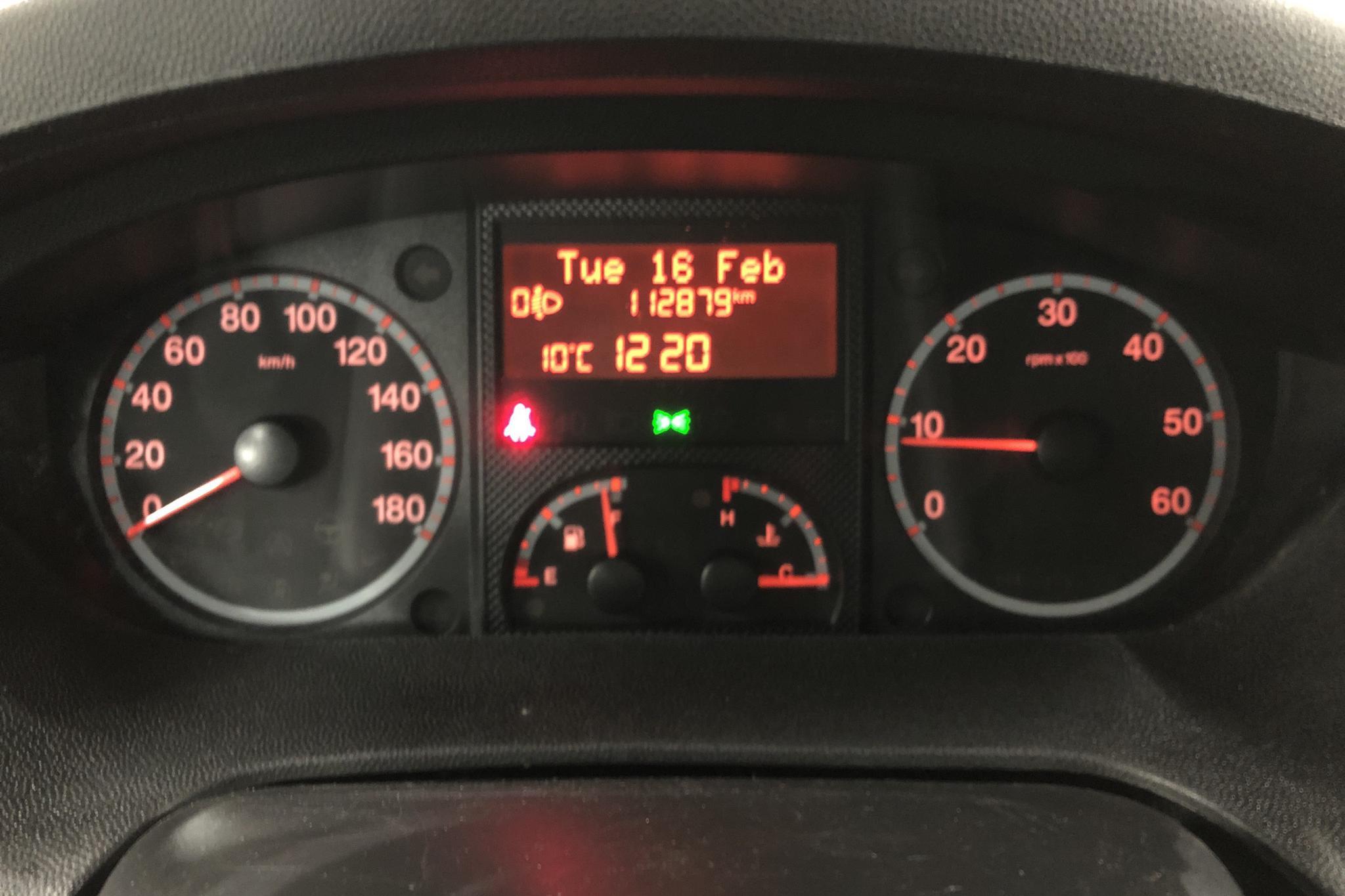Peugeot Boxer 2.2 HDI Volymskåp (130hk) - 11 289 mil - Manuell - vit - 2013