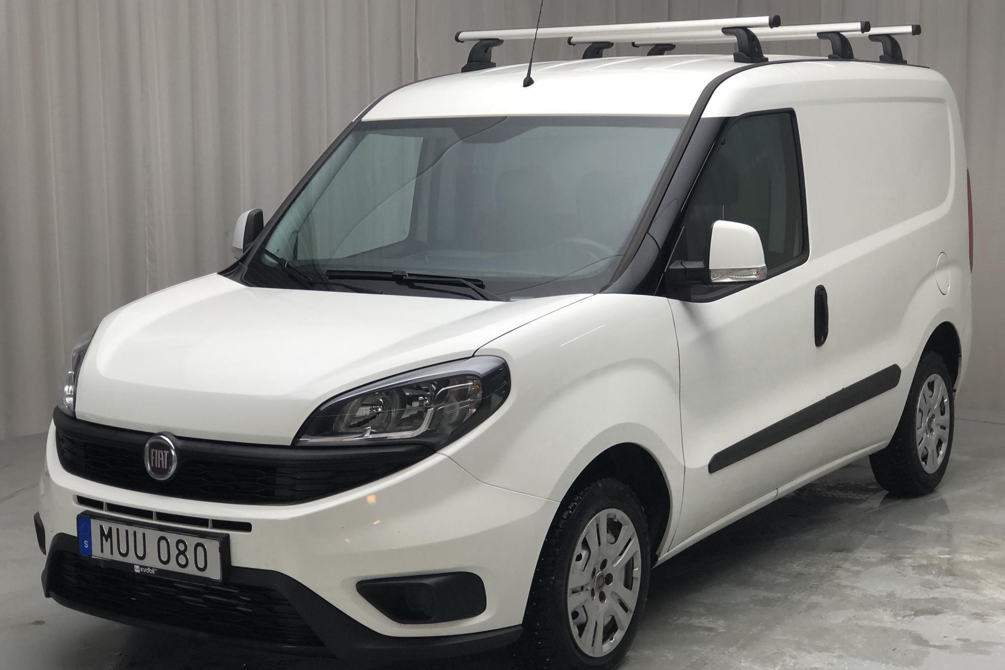 Fiat Doblo Cargo 1.6 MJT (105hk) - 3 451 mil - Manuell - vit - 2019