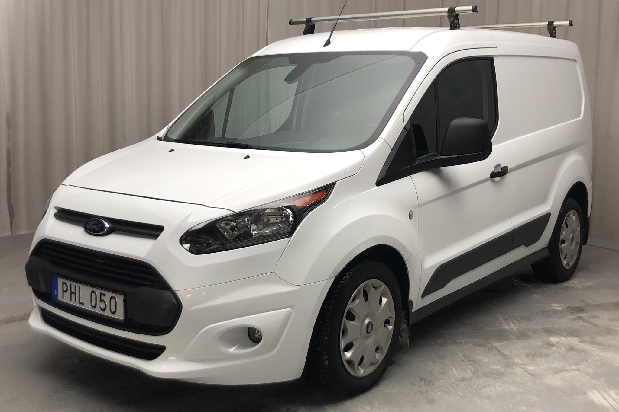 Ford Transit Connect 1.5 TDCi (100hk) - 51 830 km - Manual - white - 2017