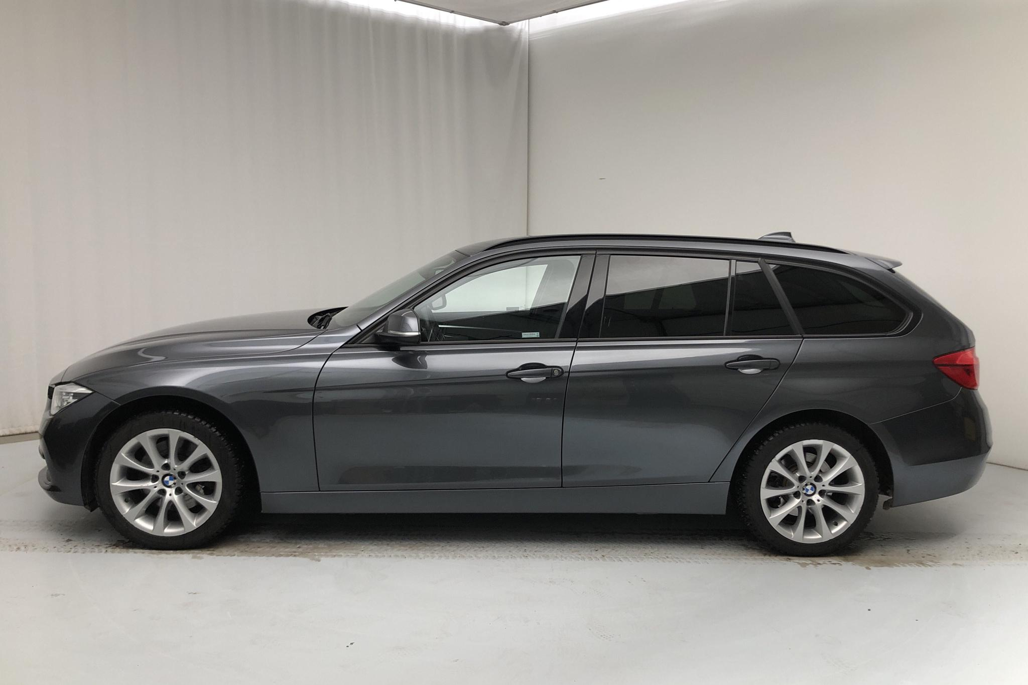 BMW 330i xDrive Touring, F31 (252hk) - 52 150 km - Automatic - gray - 2018
