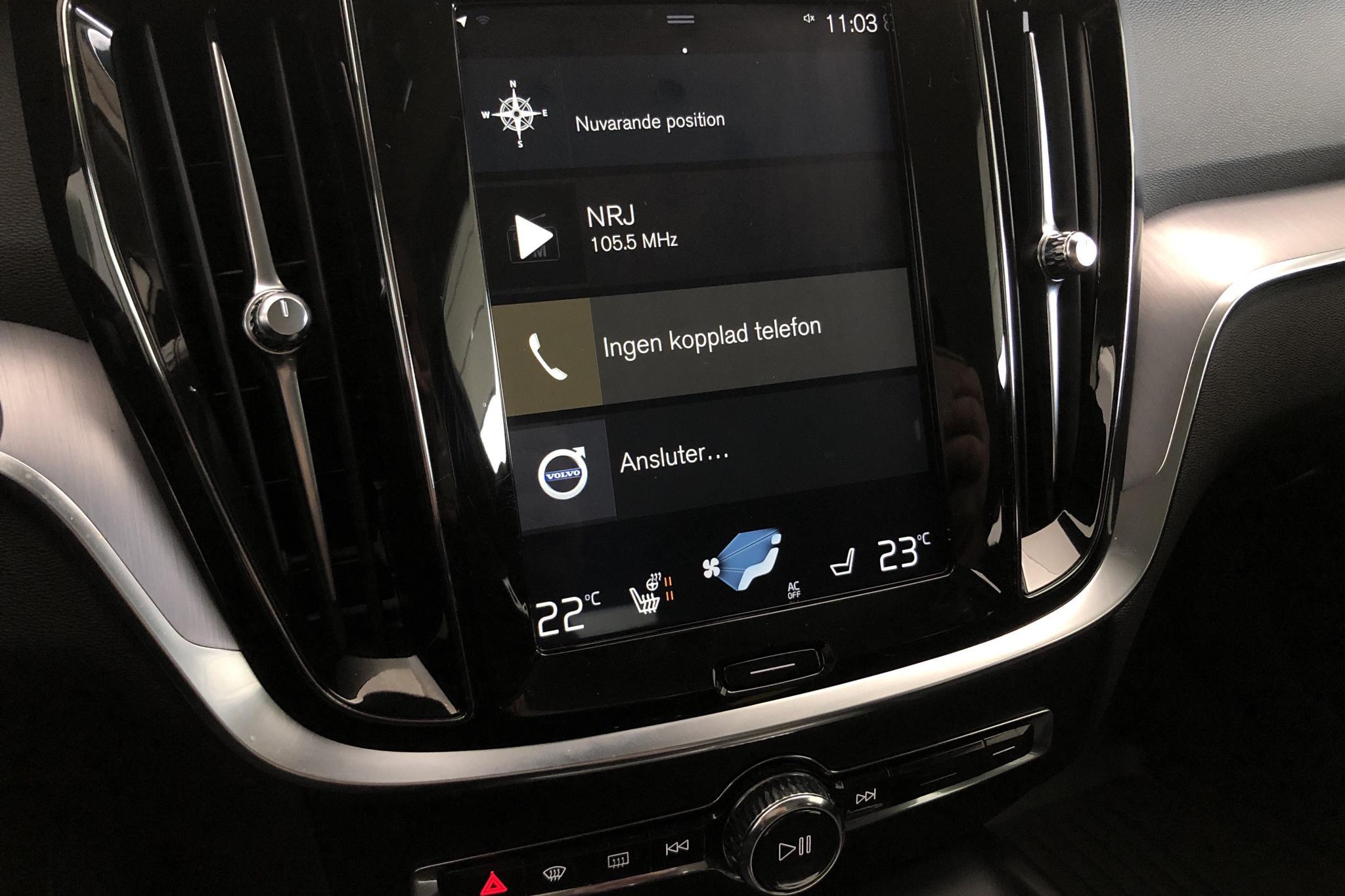 Volvo V60 D4 Cross Country AWD (190hk) - 2 274 mil - Automat - vit - 2019