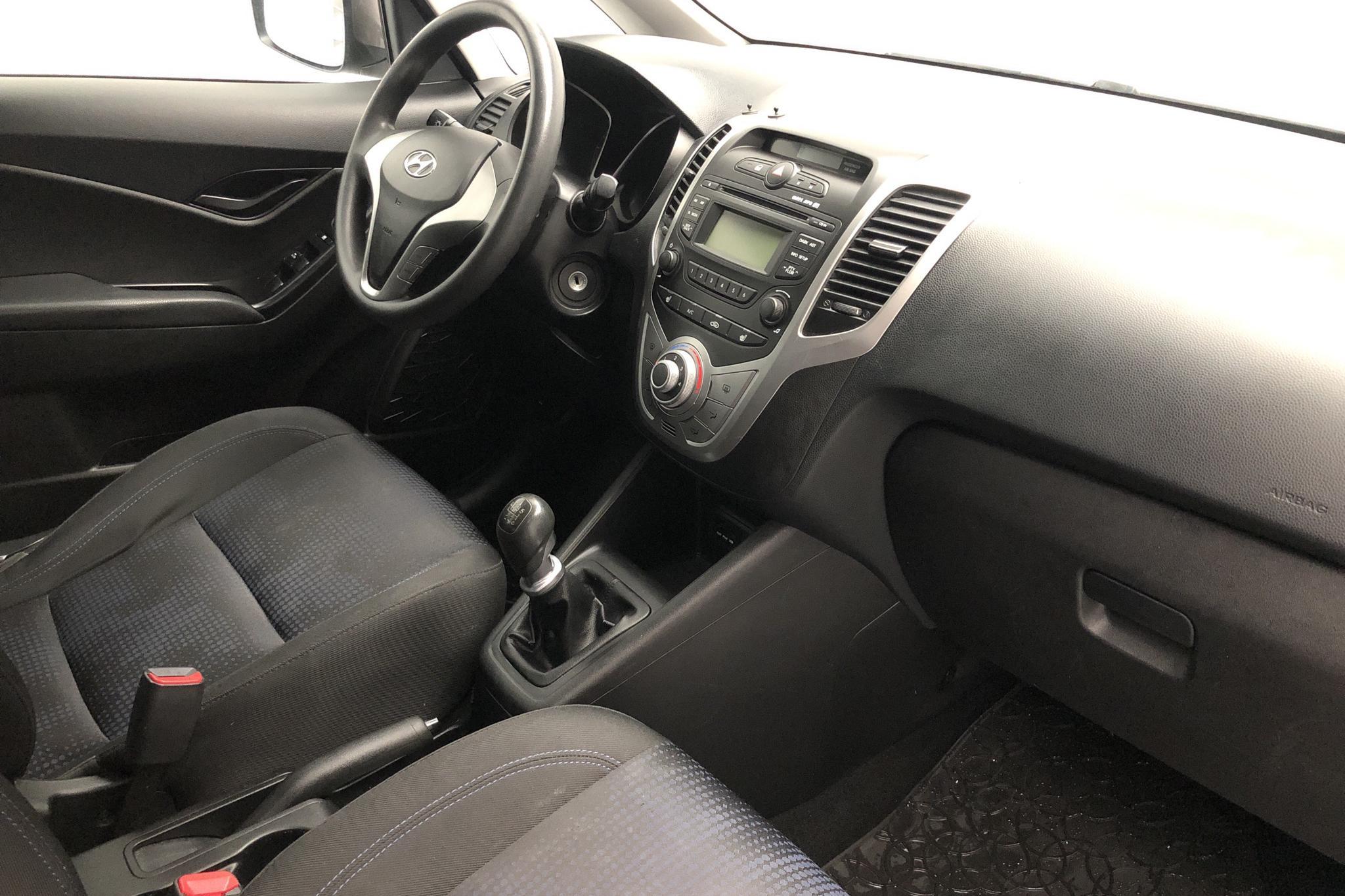 Hyundai ix20 1.4 CRDi (90hk) - 19 834 mil - Manuell - Light Brown - 2012