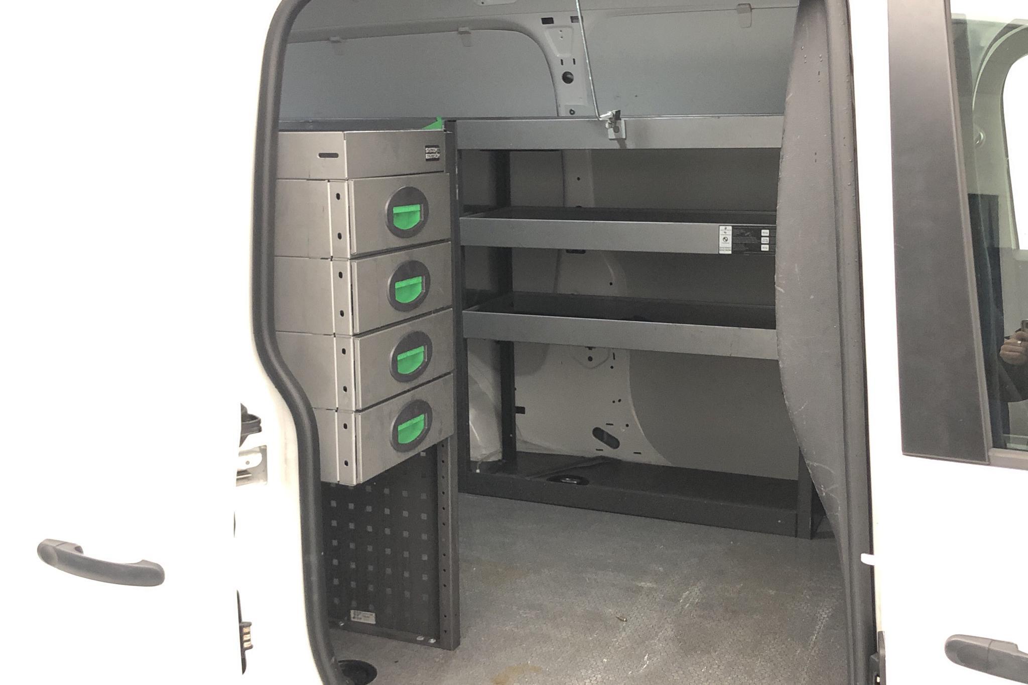 VW Caddy 2.0 TDI Maxi Skåp (102hk) - 33 950 km - Automatic - white - 2019
