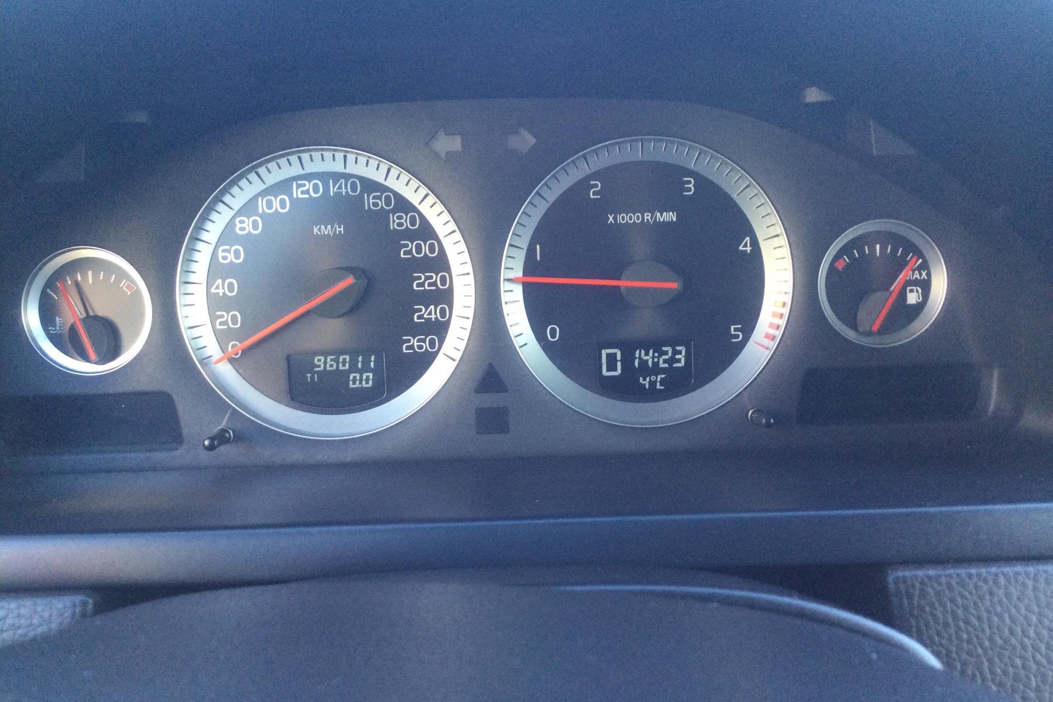 Volvo XC90 D4 2WD (163hk) - 9 601 mil - Automat - svart - 2014