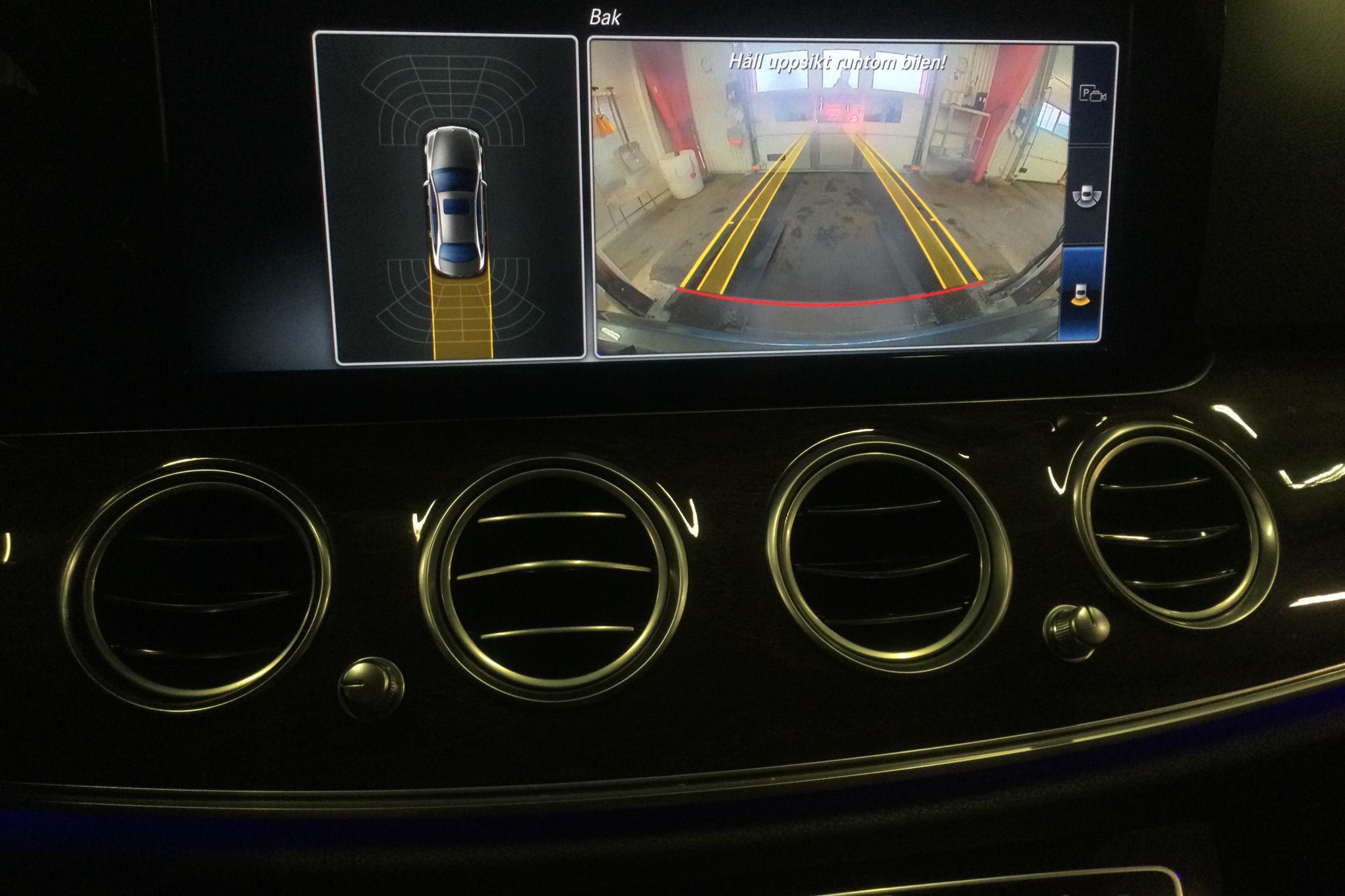 Mercedes E 220 d Sedan W213 (194hk) - 31 030 km - Automatic - gray - 2018