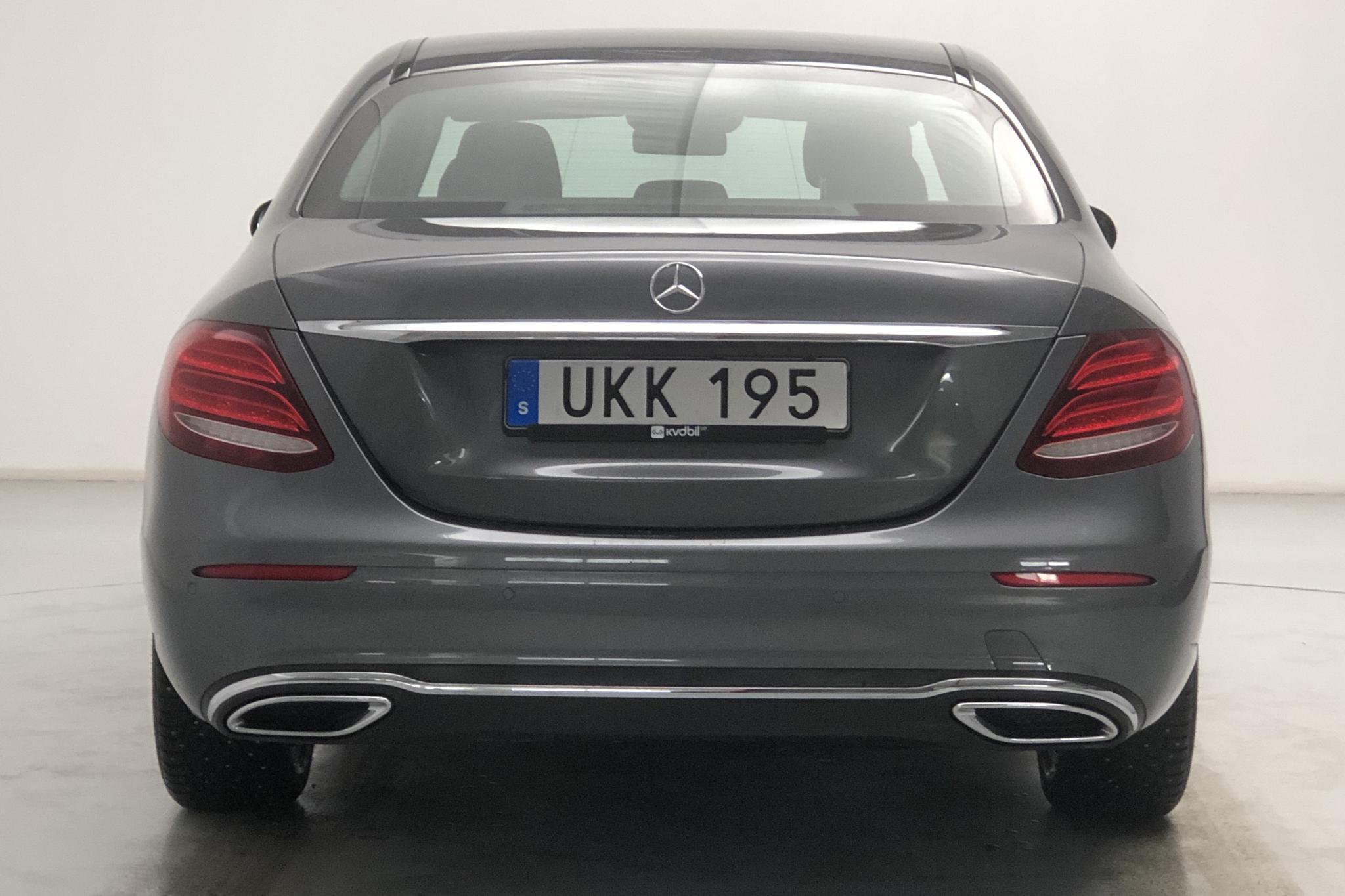 Mercedes E 220 d Sedan W213 (194hk) - 3 103 mil - Automat - grå - 2018