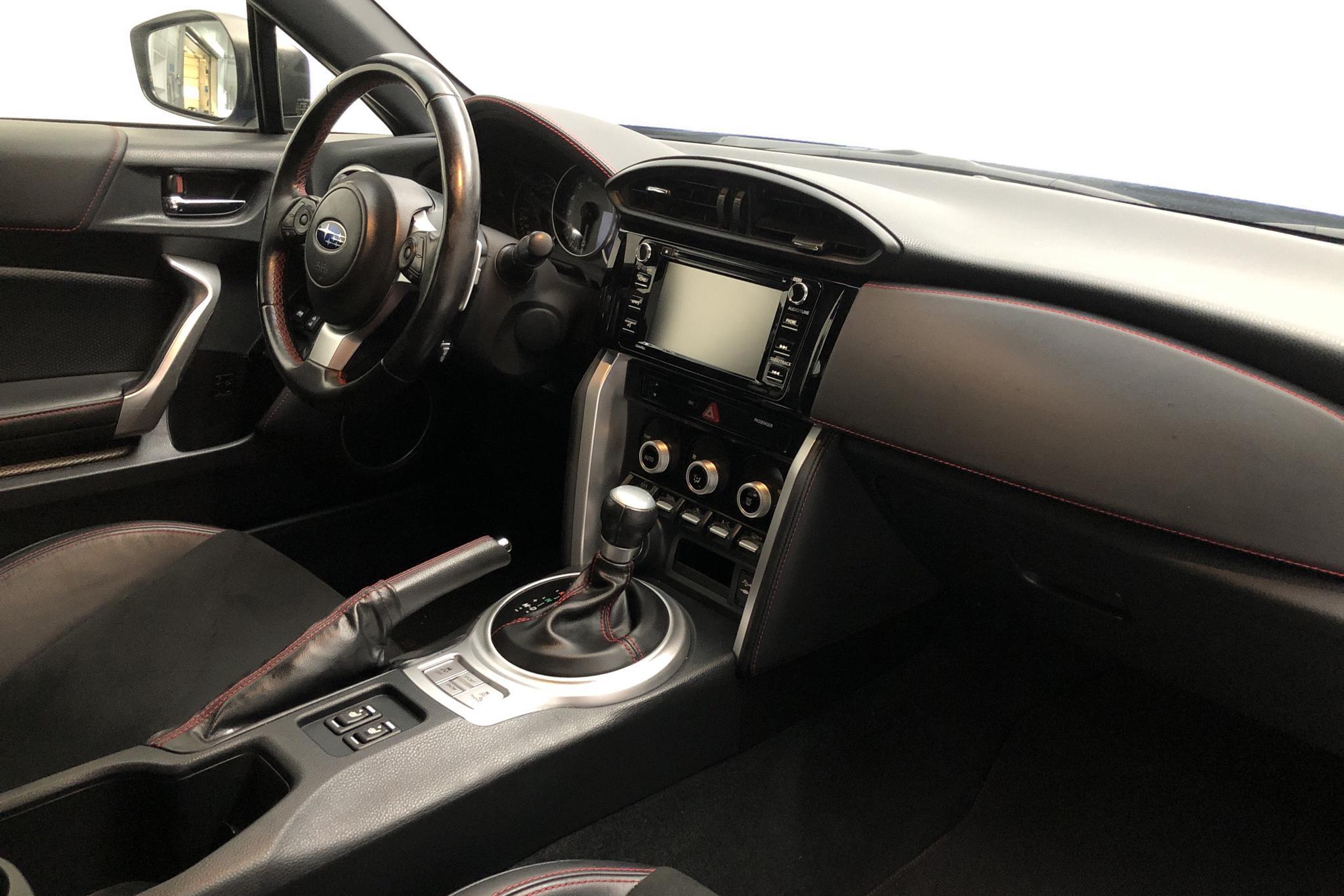Subaru BRZ 2.0 R Sport (200hk) - 2 851 mil - Automat - blå - 2017