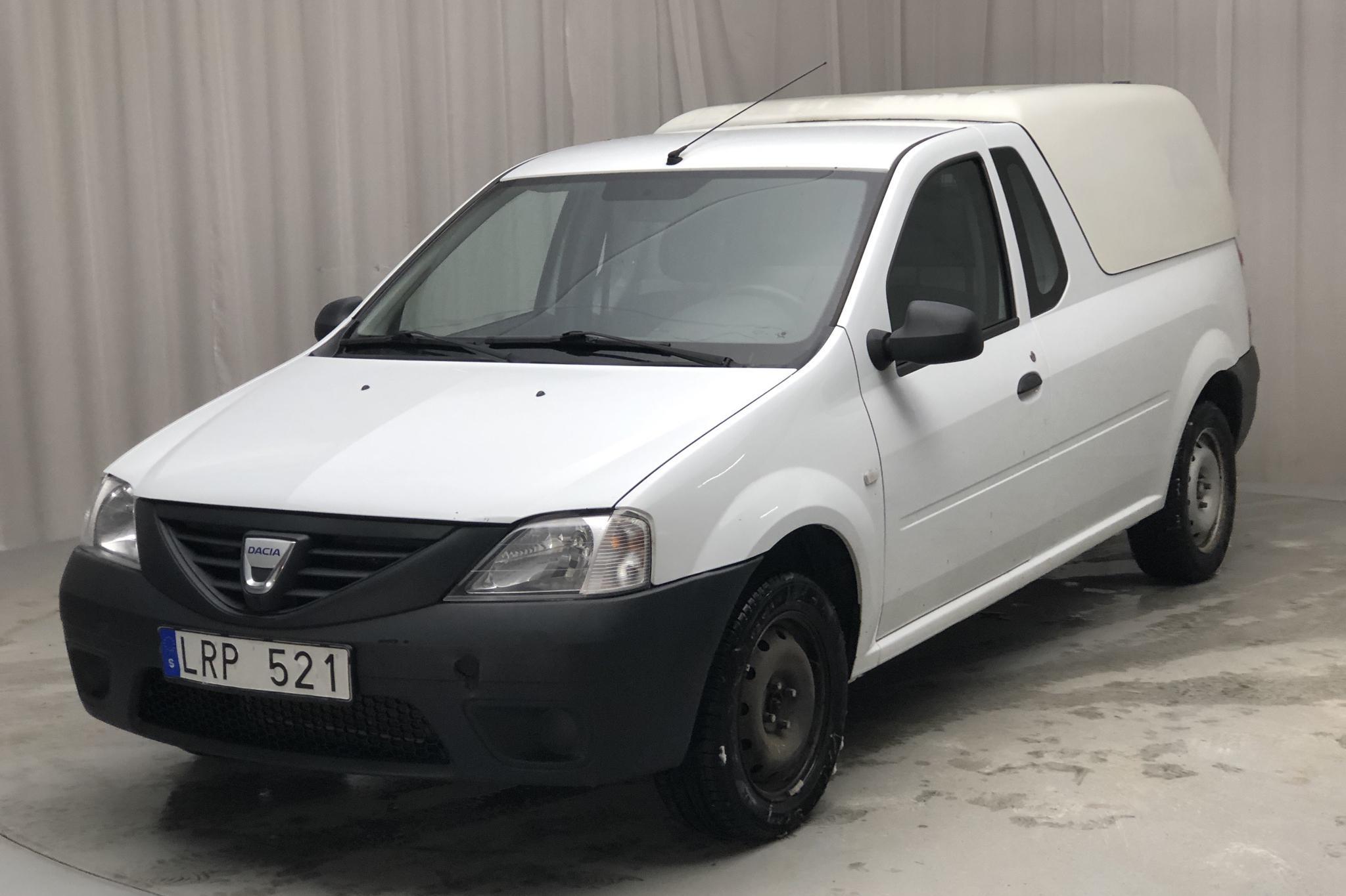 Dacia Logan 1.6 Pickup (85hk) - 173 460 km - Manual - white - 2011