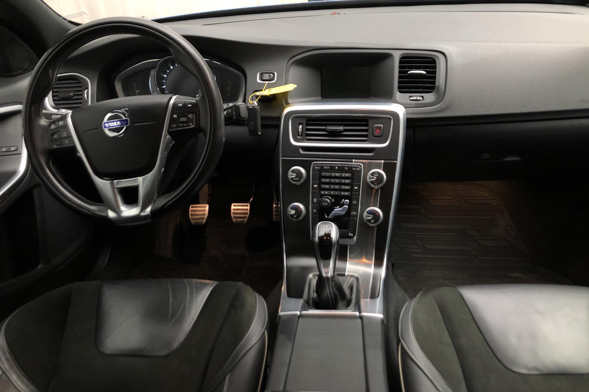 Volvo S60 T4 (190hk) - 71 240 km - Manual - blue - 2016