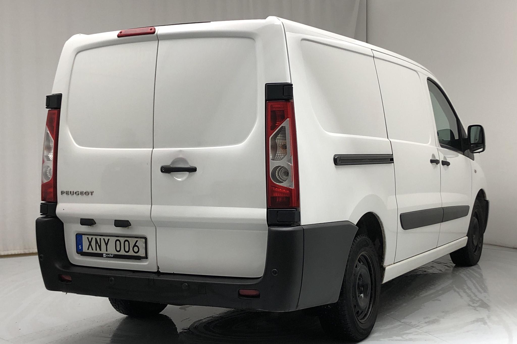 Peugeot Expert 2.0 HDI Skåp (163hk) - 20 110 mil - Automat - vit - 2015