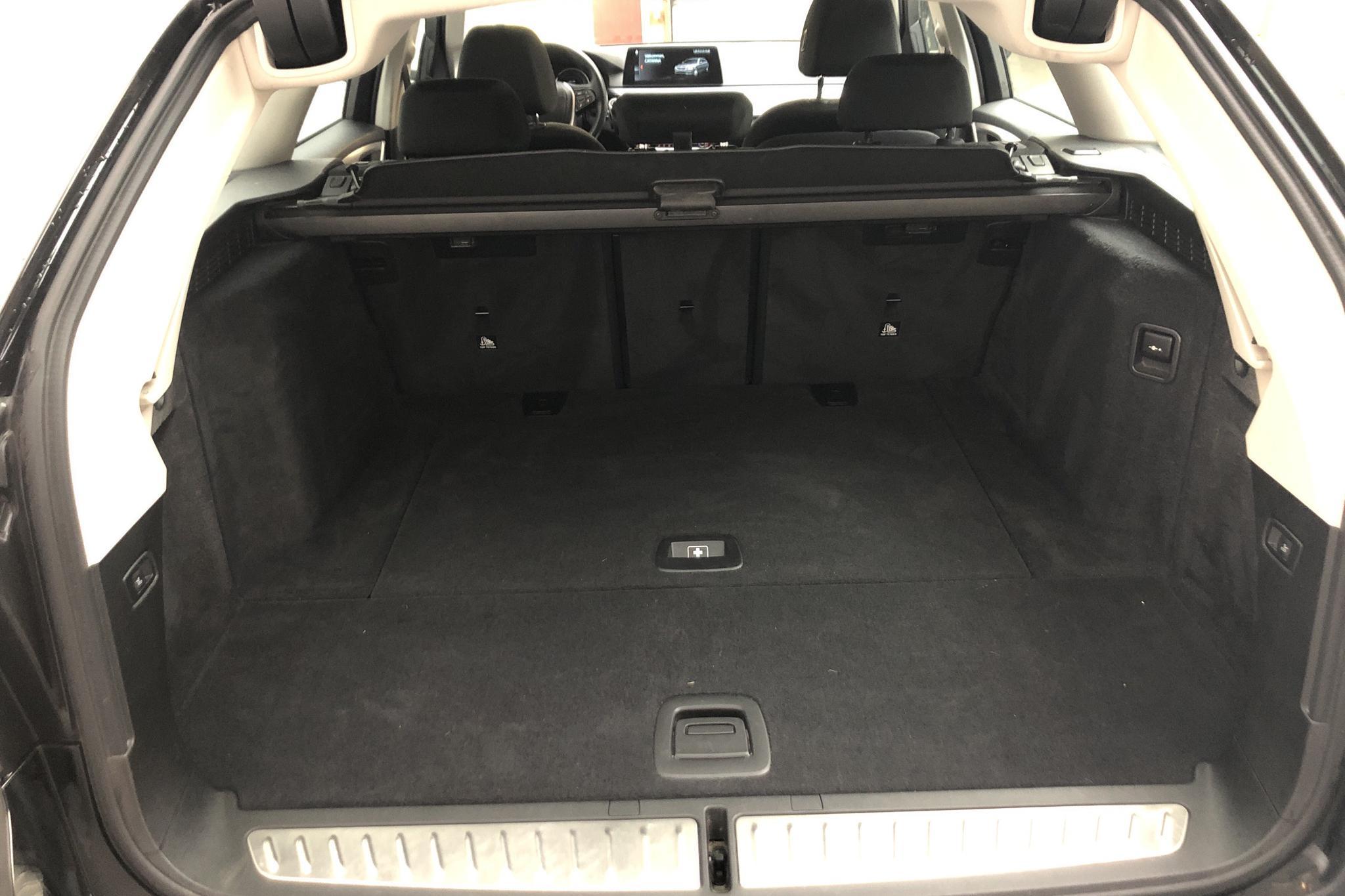 BMW 520d Touring, G31 (190hk) - 82 830 km - Automatic - black - 2018