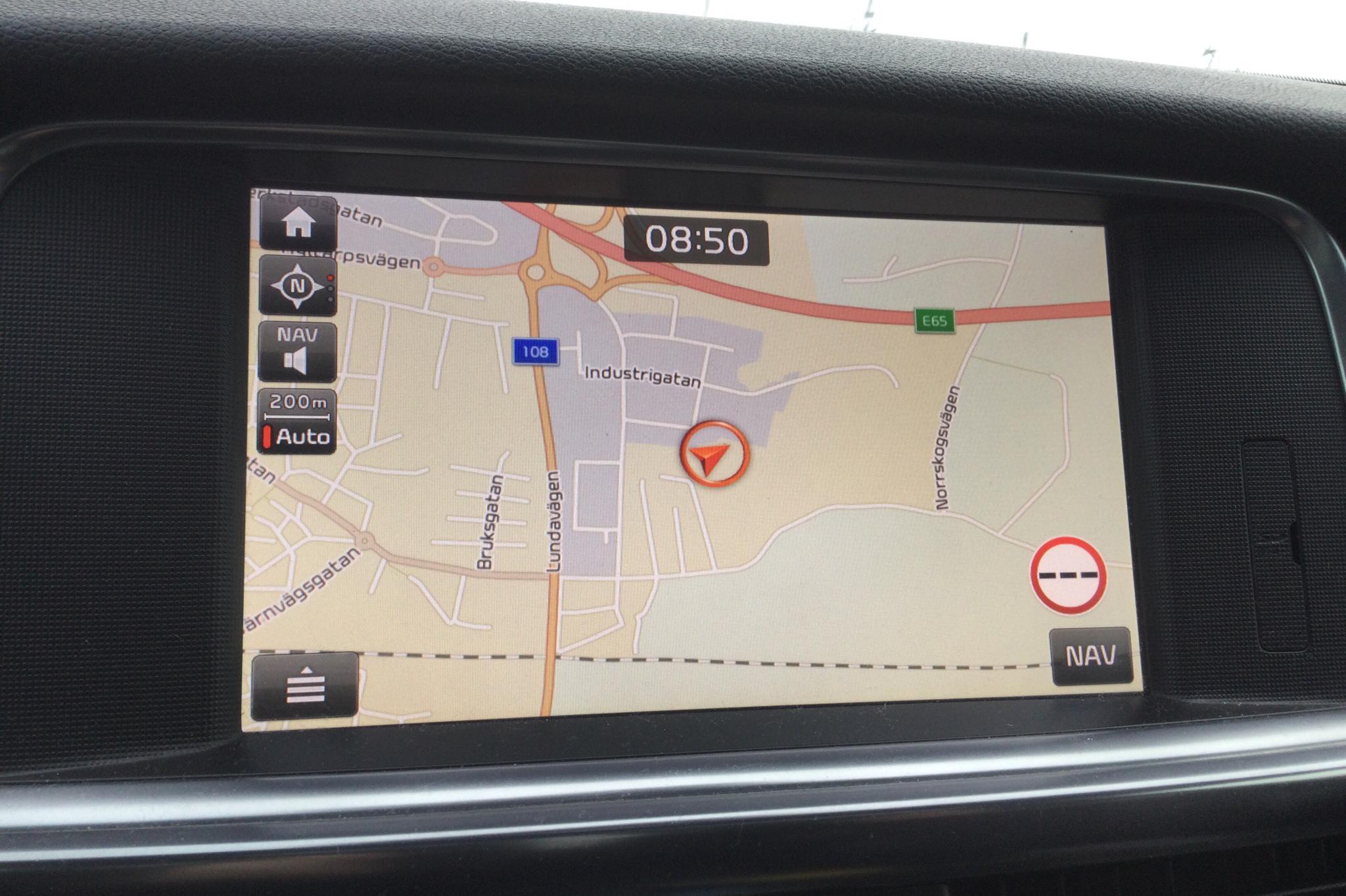 KIA Optima 1.7 CRDi SW (141hk) - 40 790 km - Automatic - gray - 2017