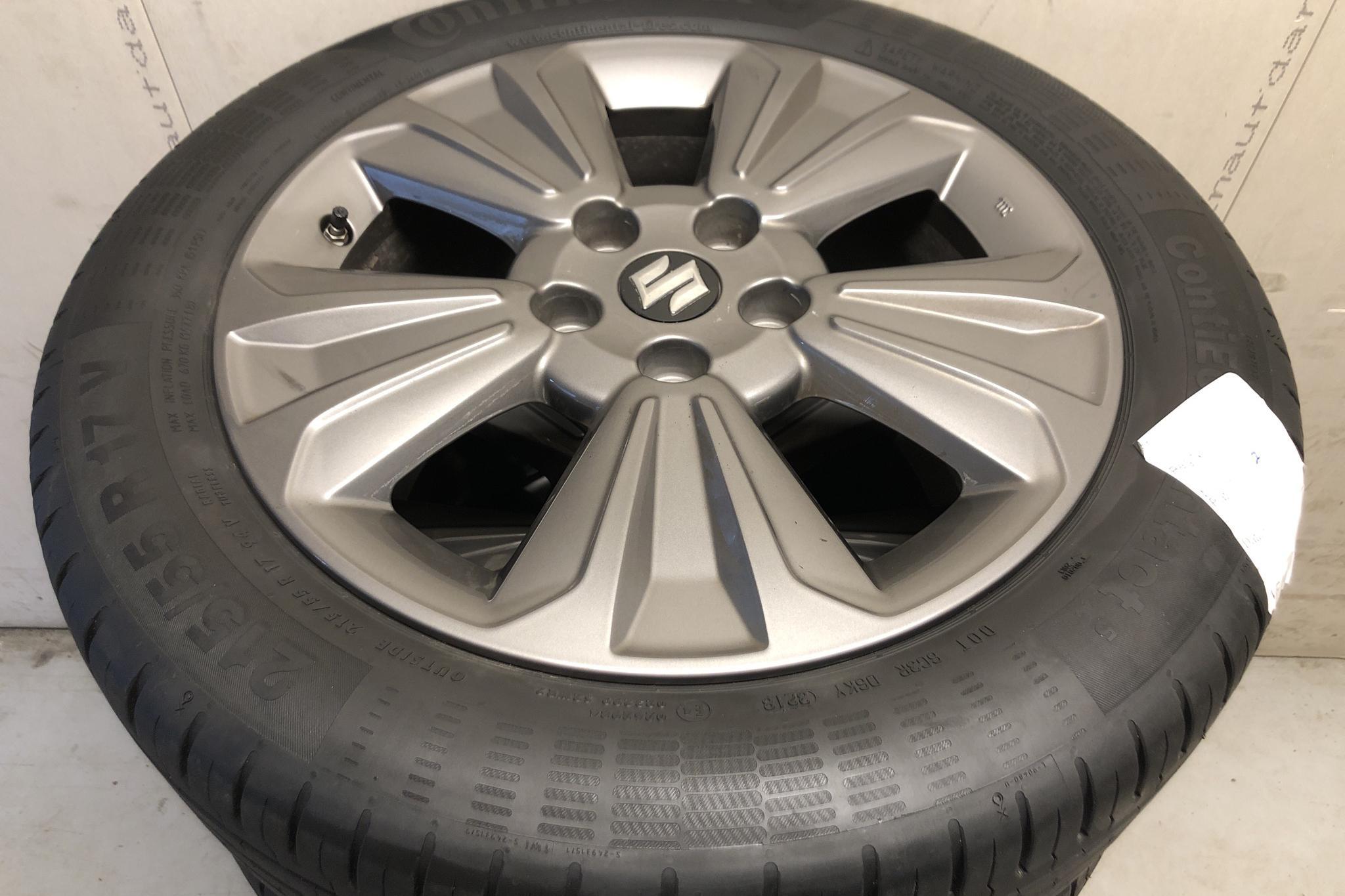 Suzuki Vitara 1.4T Boosterjet Allgrip 4x4 (140hk) - 1 890 mil - Manuell - svart - 2019