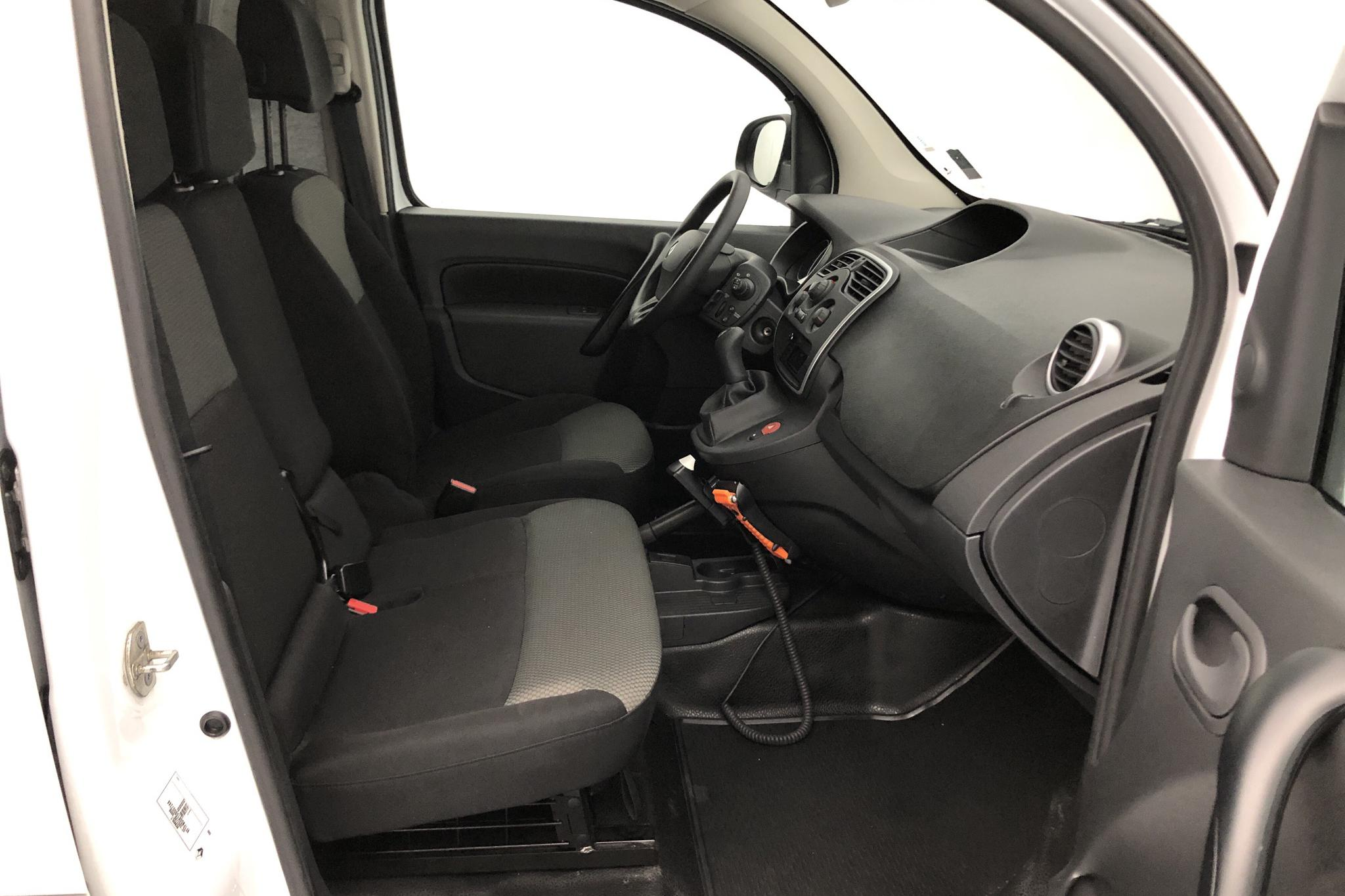 Renault Kangoo 1.5 dCi Skåp (75hk) - 20 340 km - Manual - white - 2018
